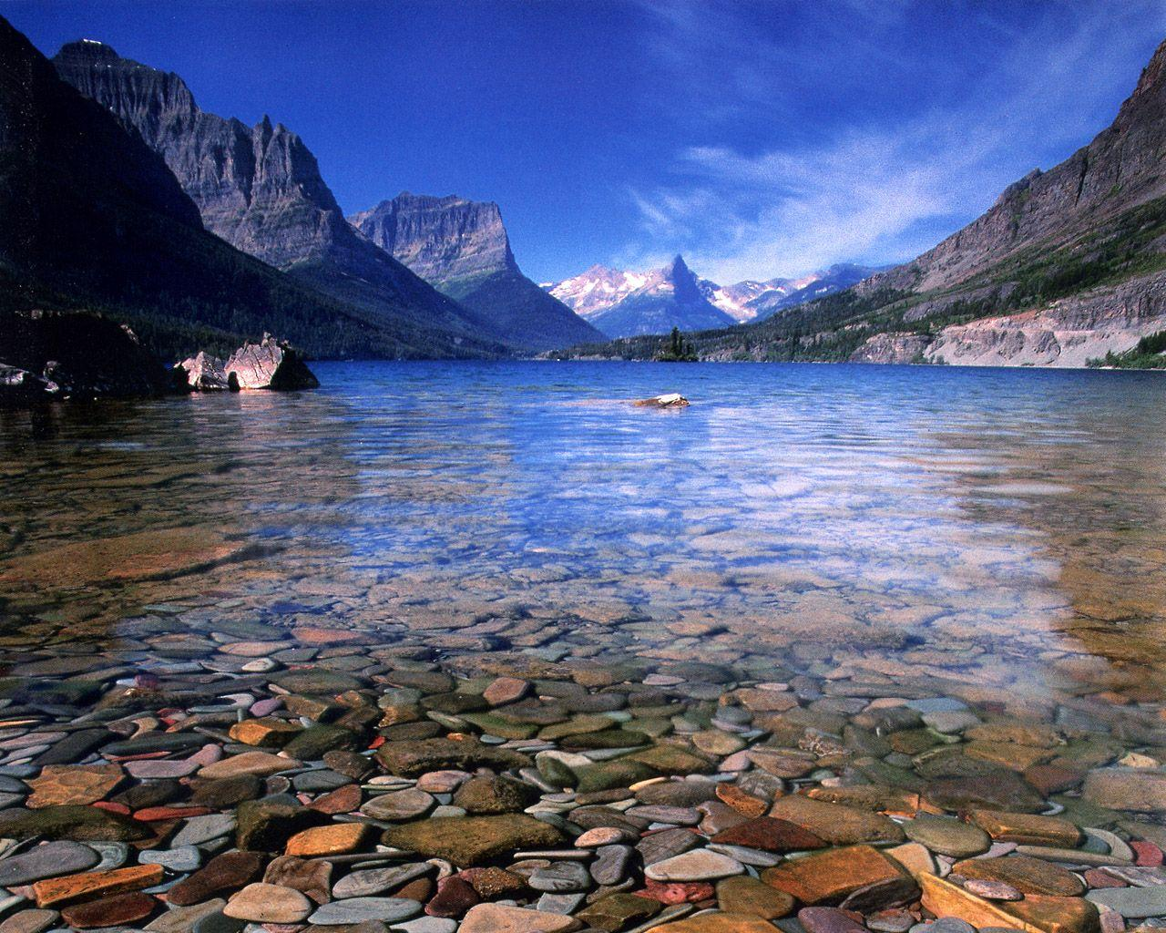 Glacier National Park HD Wallpapers - THIS Wallpaper