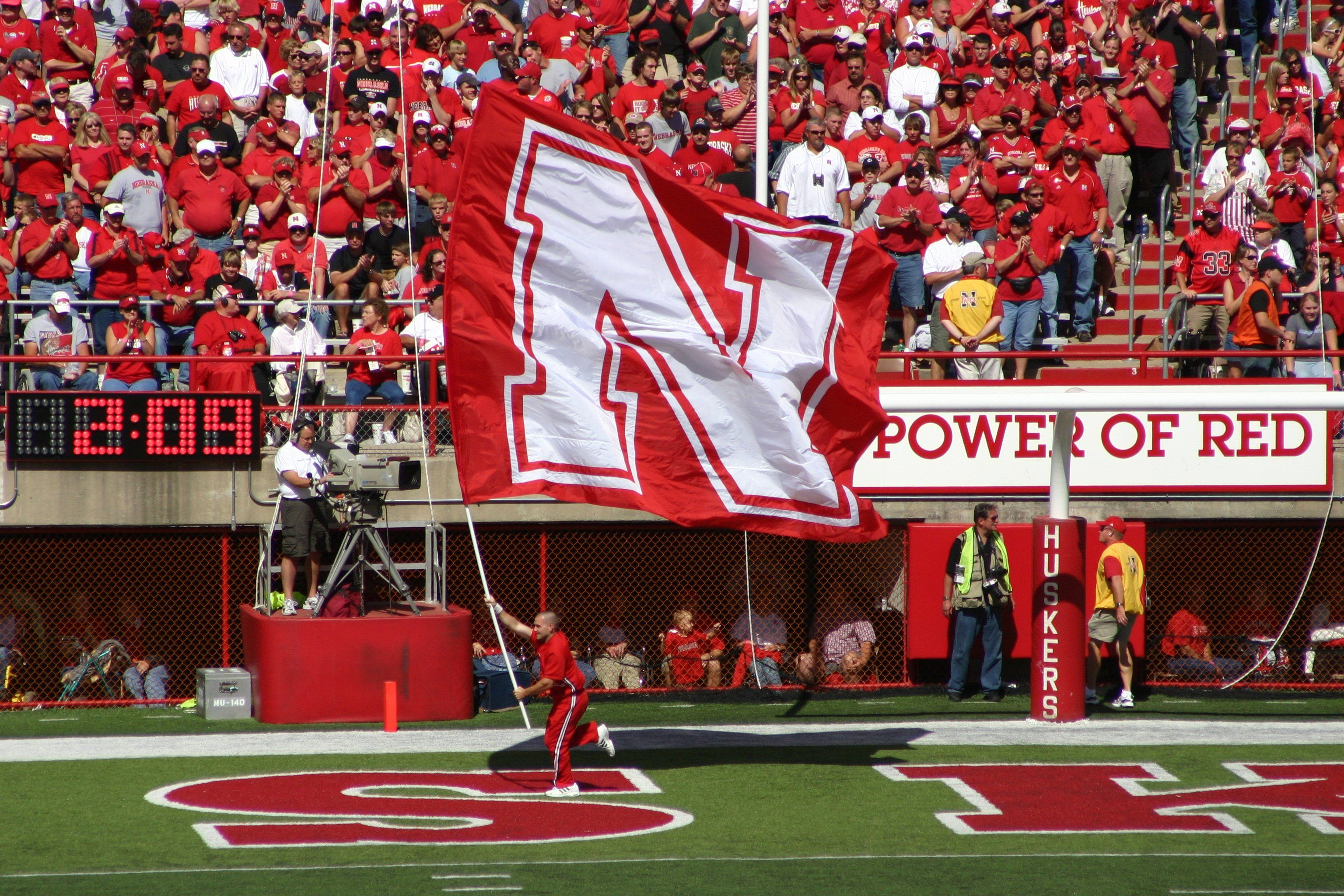 The Nebraska Cornhuskers football team represents the University of NebraskaLincoln Among the 128 Division IFBS teams Nebraska is one of ten football programs