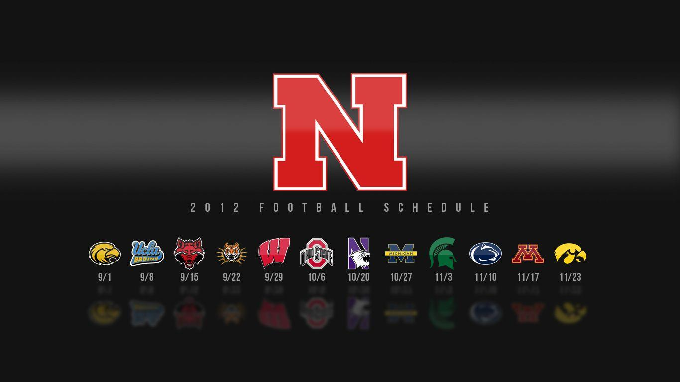 nebraska cornhuskers wallpapers - wallpaper cave