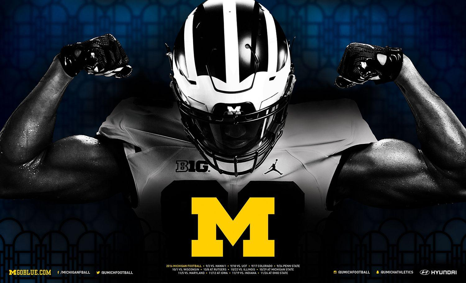 Michigan wolverines 2017 wallpapers wallpaper cave - Michigan state football backgrounds ...
