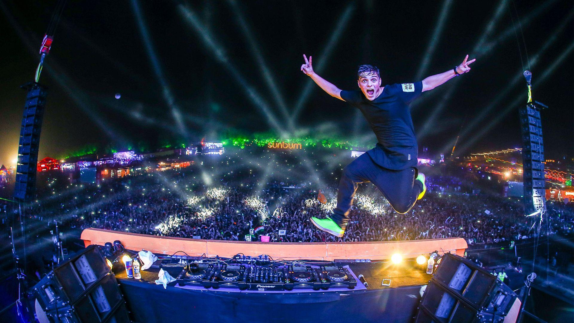 Martin Garrix 2018 Wallpapers Wallpaper Cave