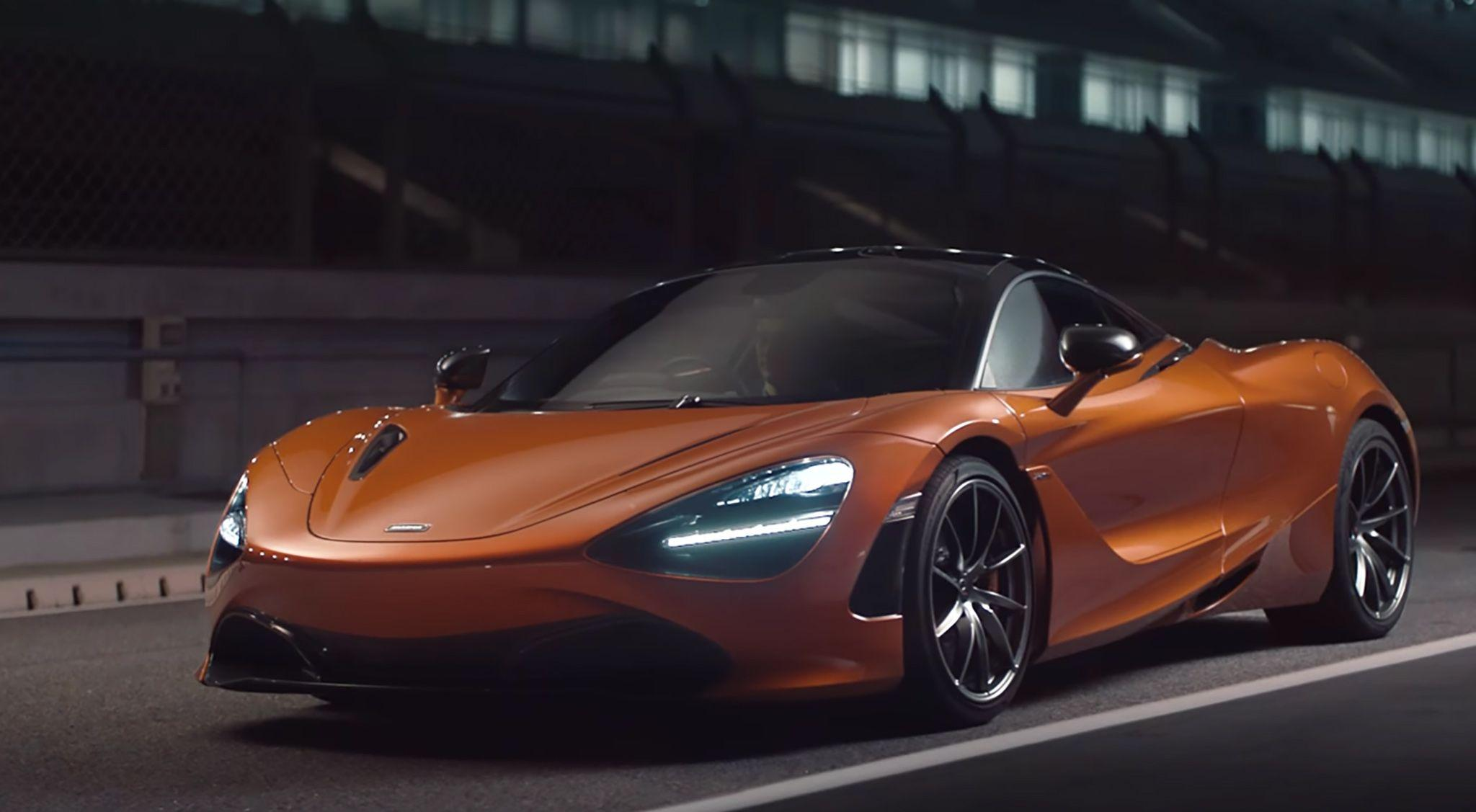 McLaren 720S Wallpapers