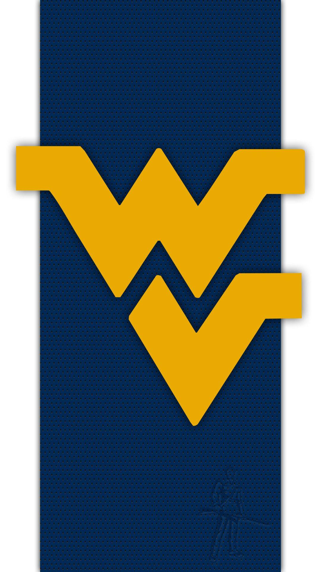 Free West Virginia Mountaineers iPhone iPod Touch Wallpapers