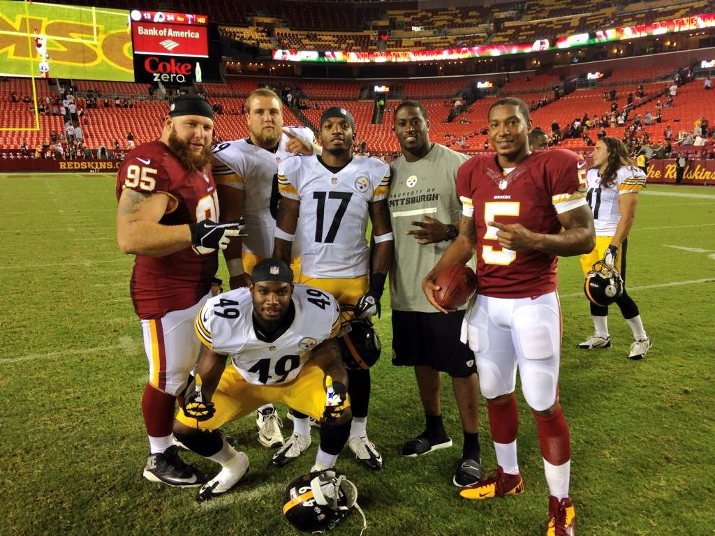 From WVU to NFL, Mountaineers Reunite in Preseason