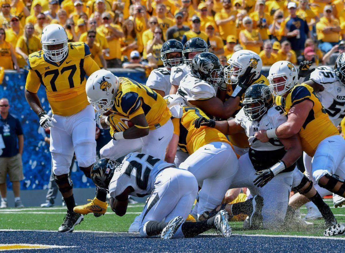 West Virginia Mountaineers Football
