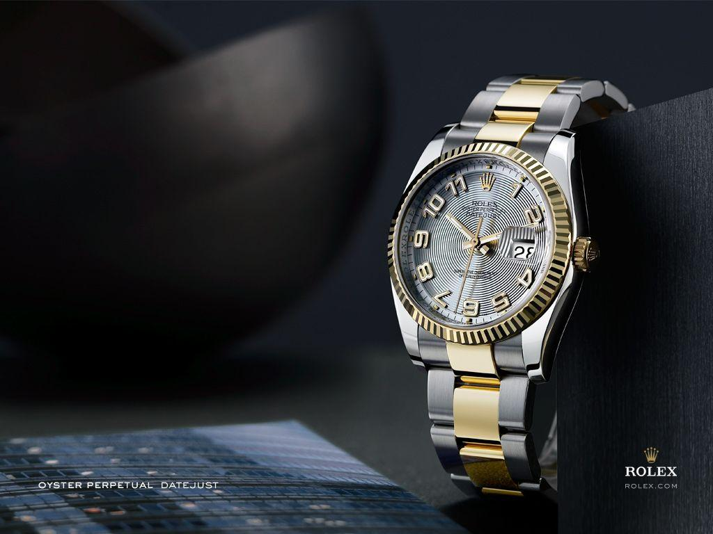 Wide HDQ Rolex Watches Wallpapers
