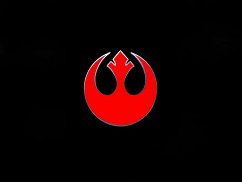 Star Wars Rebels Logo Wallpaper