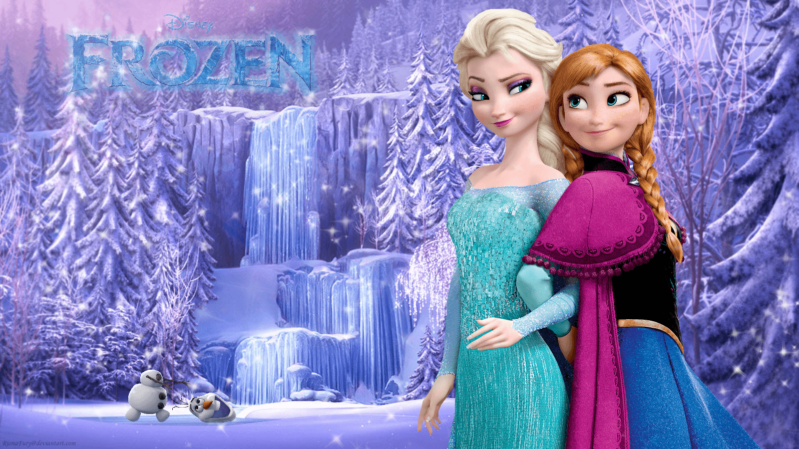 Frozen Disney Wallpapers - Wallpaper Cave