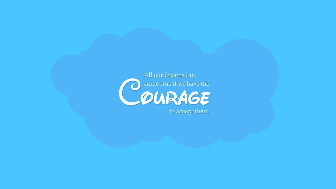 Disney Quotes Wallpapers - Wallpaper Cave