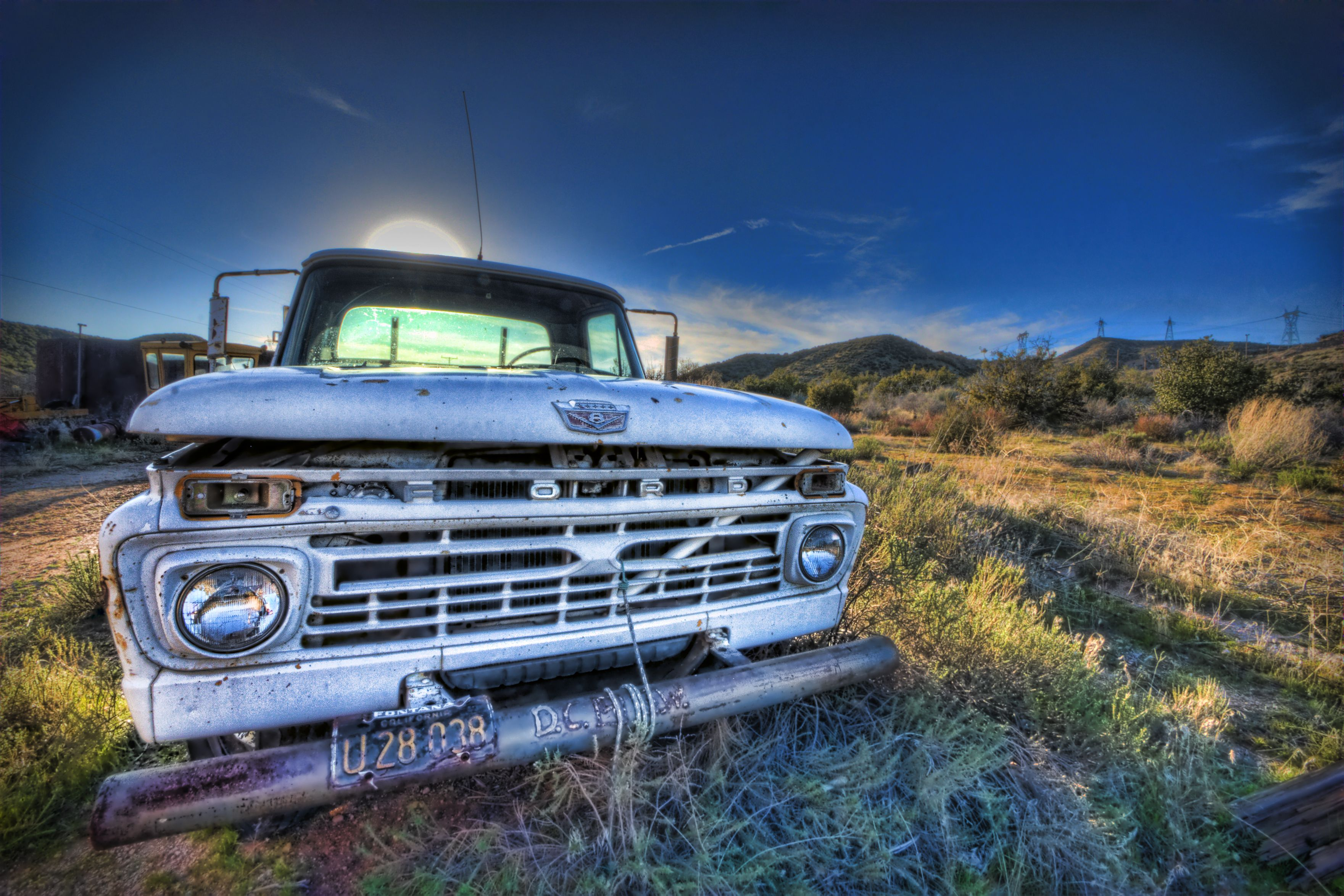 Old Truck Wallpapers Wallpaper Cave