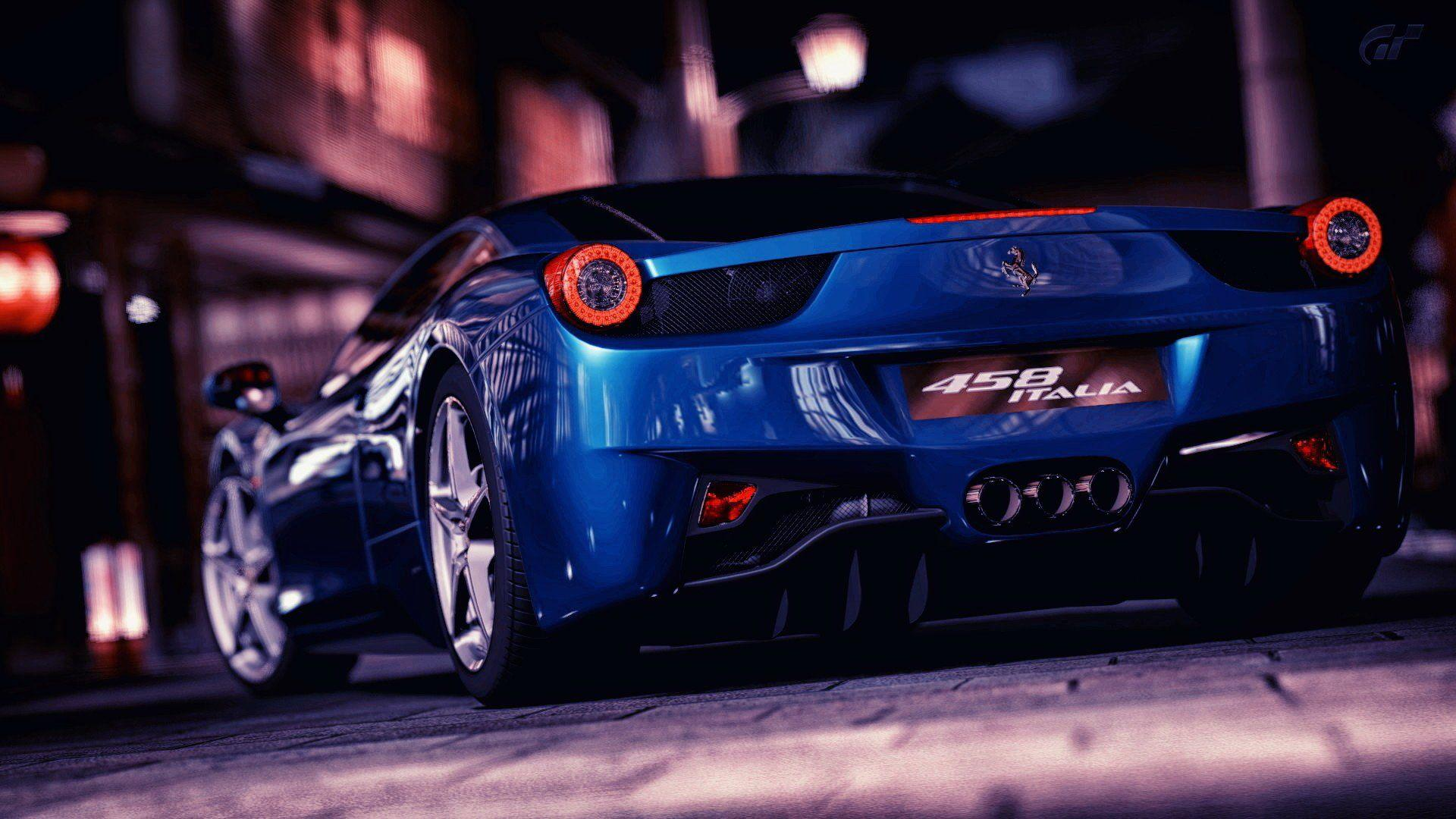 1126 Ferrari HD Wallpapers | Background Images - Wallpaper Abyss
