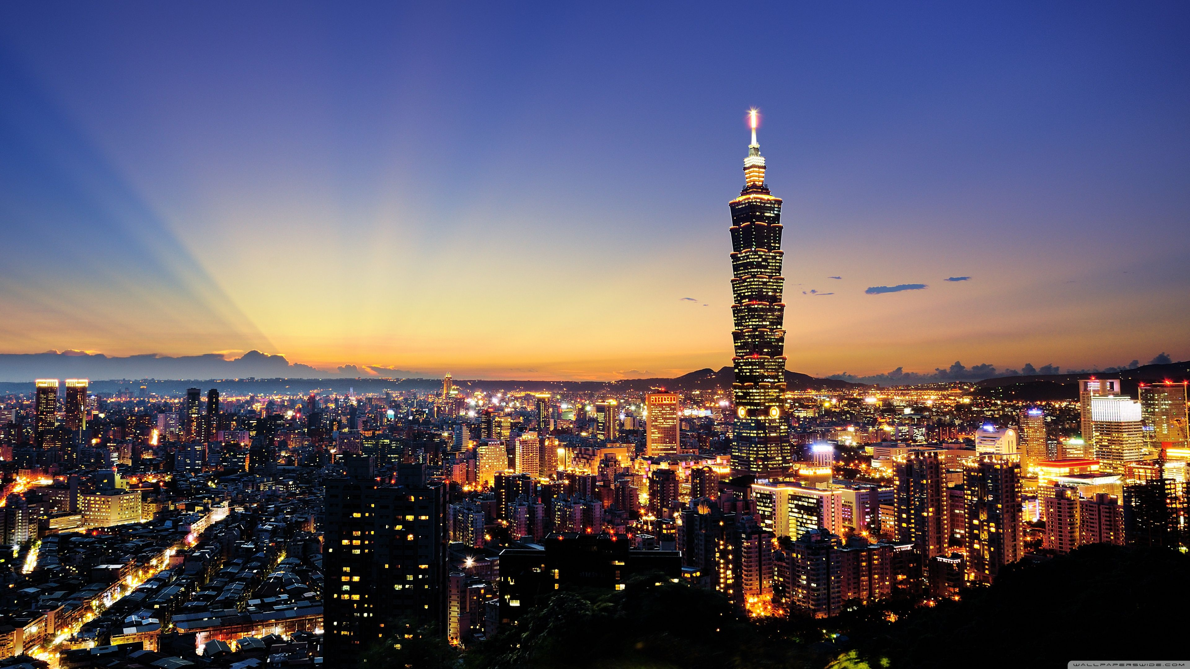 Taipei Wallpapers Wallpaper Cave
