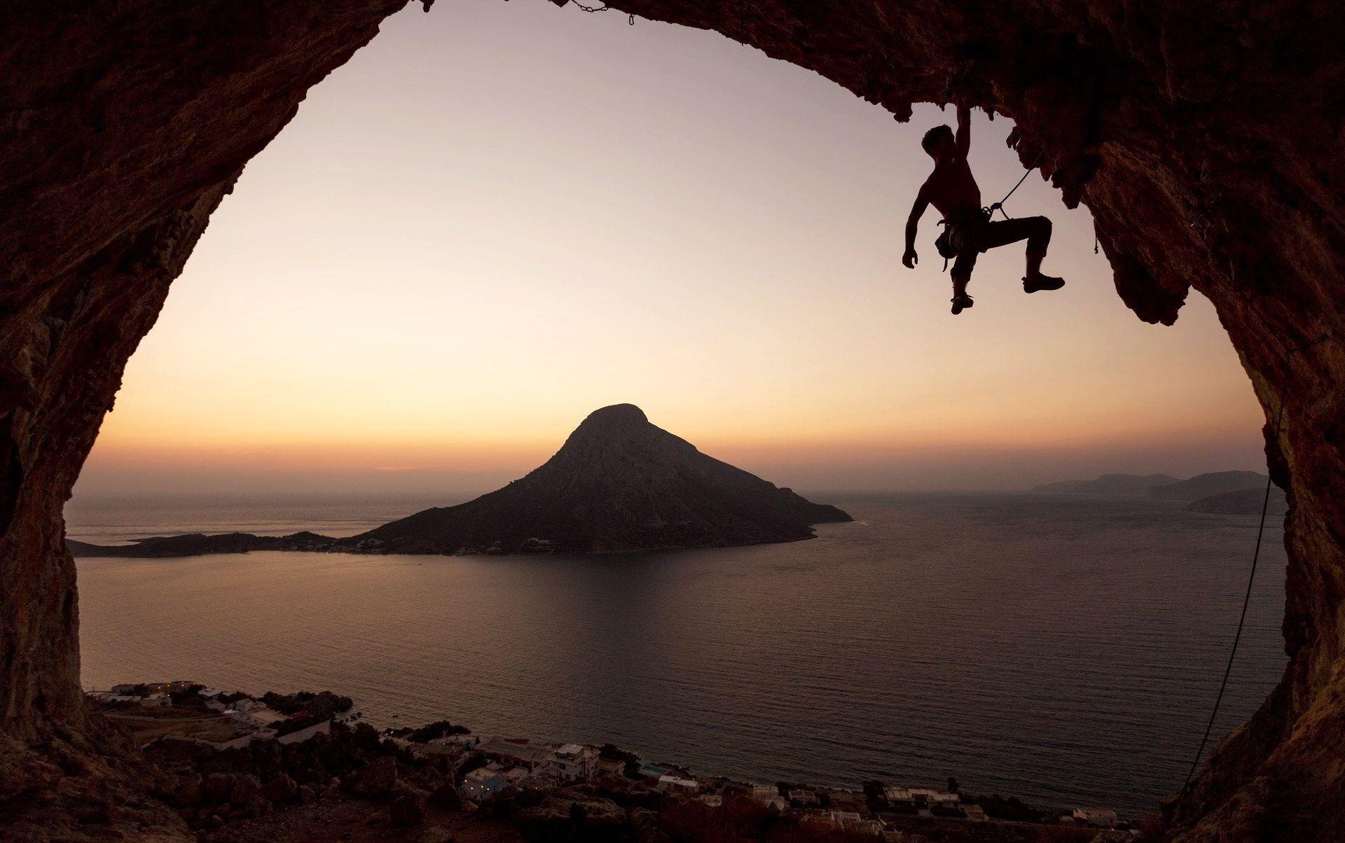 Rock Climbing Wallpapers - Wallpaper Cave