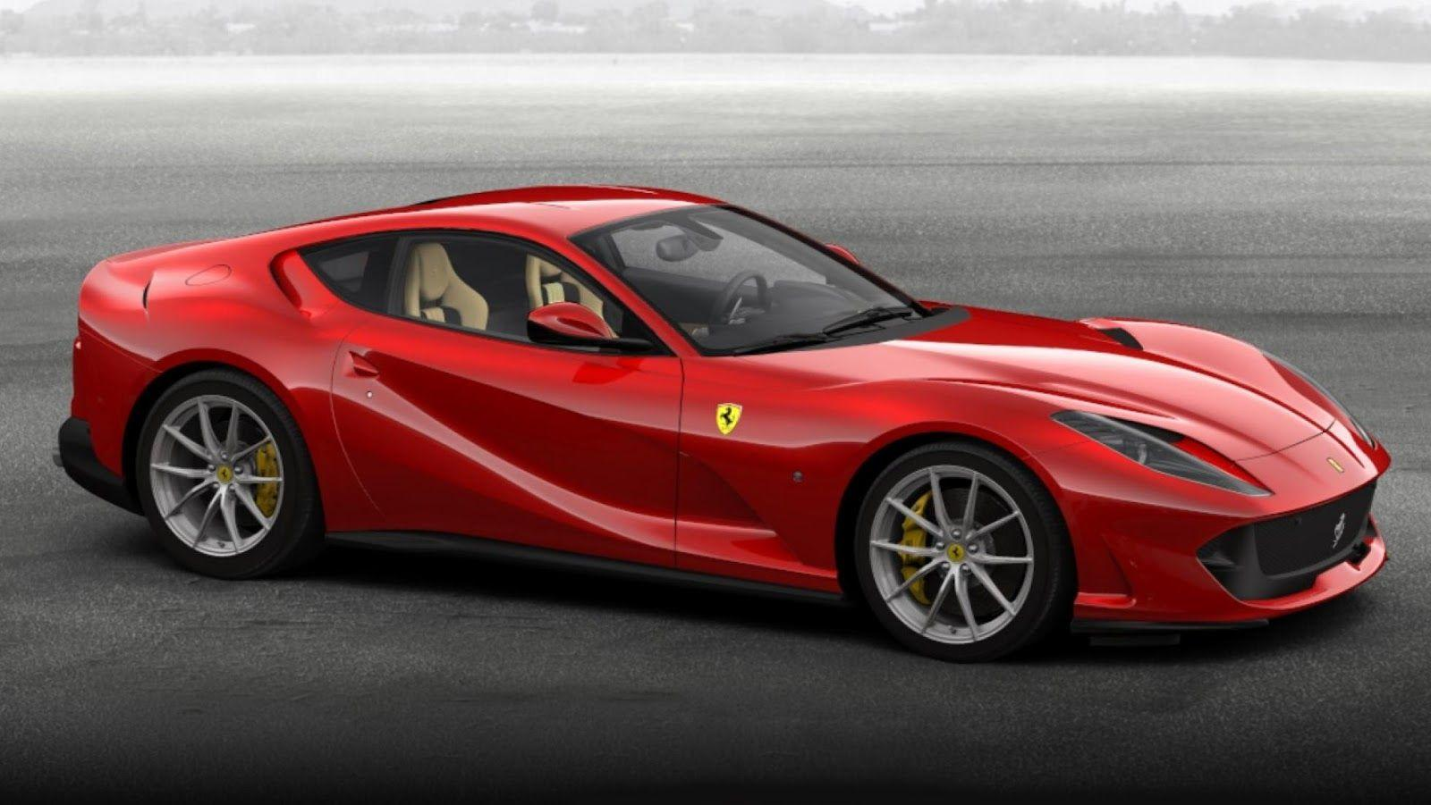 ferrari 812 superfast wallpapers wallpaper cave. Black Bedroom Furniture Sets. Home Design Ideas