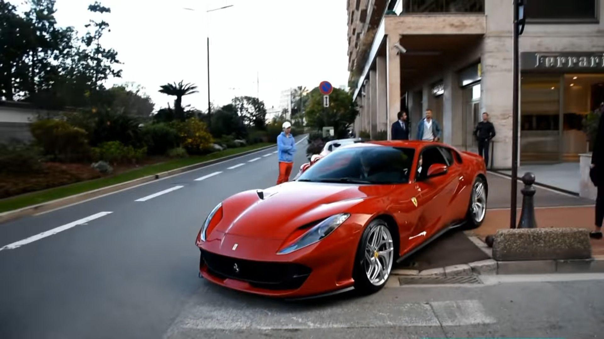 Ferrari 812 Superfast Wallpapers - Wallpaper Cave
