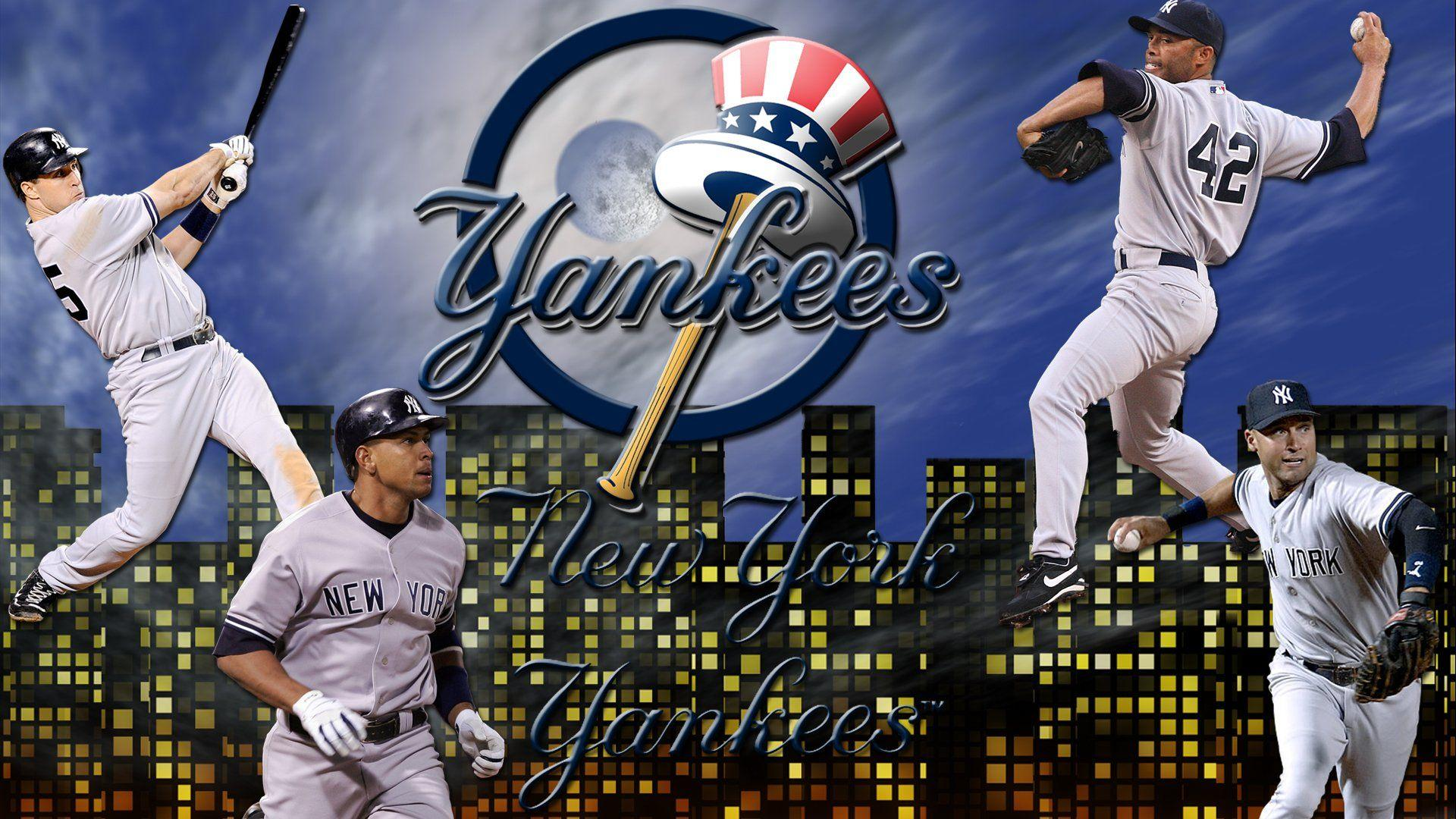New York Yankees Full HD Wallpaper and Background Image .