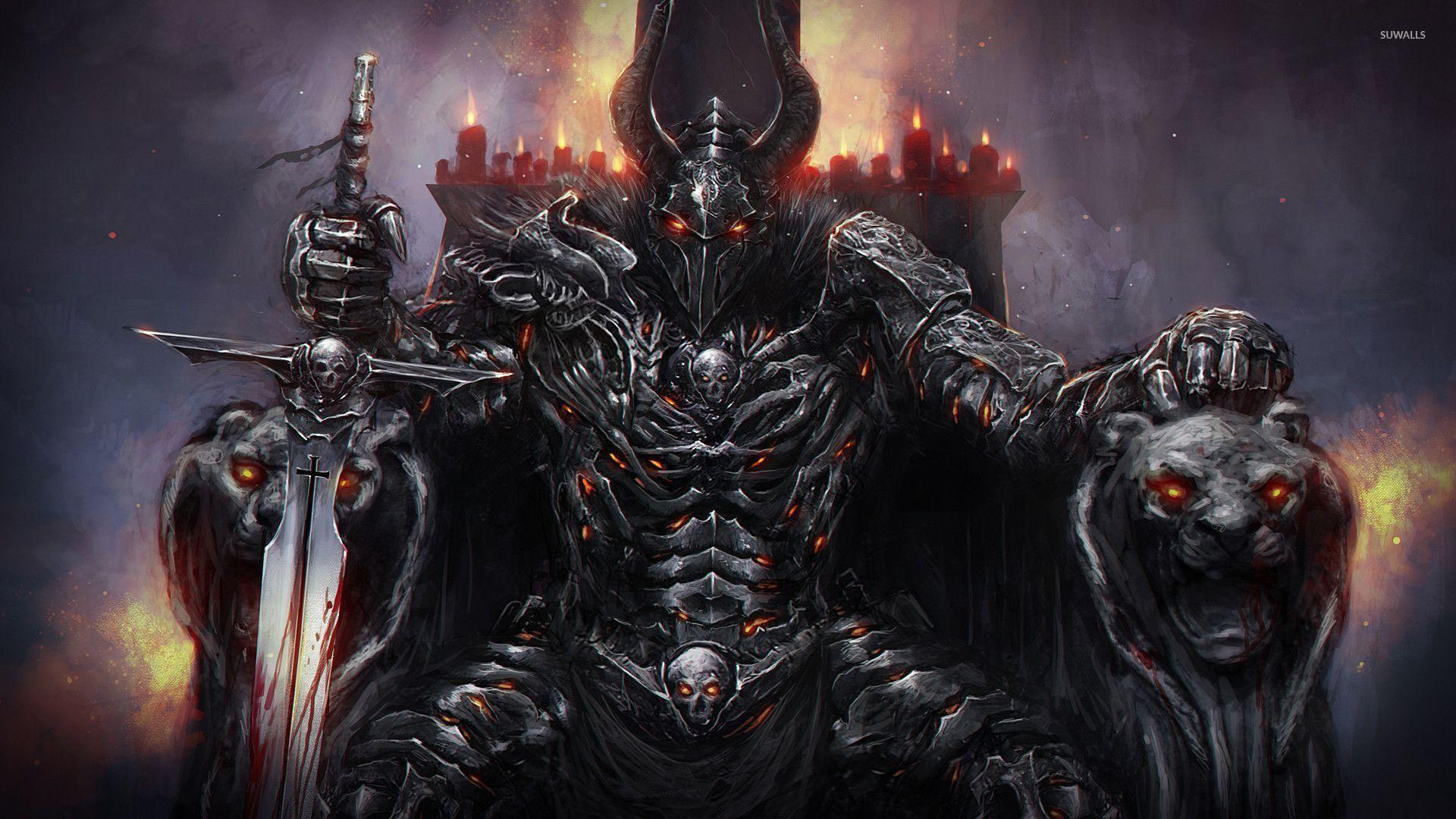 Demon King Wallpapers Wallpaper Cave