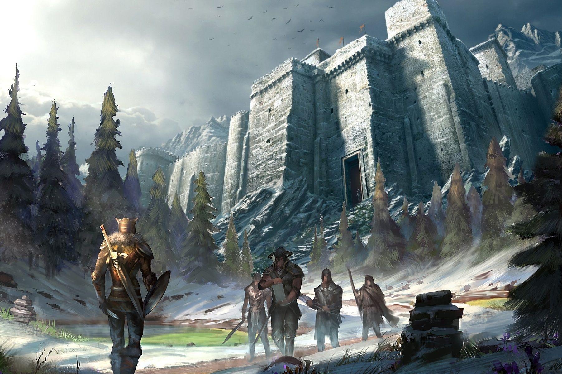 The Elder Scrolls Online Wallpapers - Wallpaper Cave