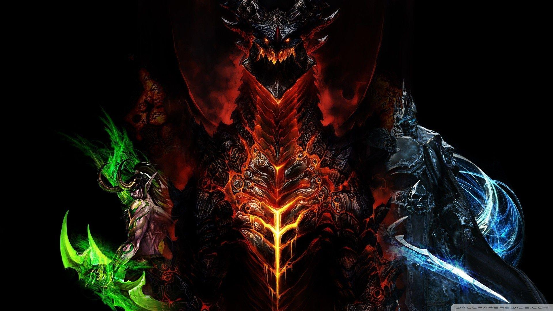 3D Satan HD Wide Wallpaper for Widescreen (70 Wallpapers .