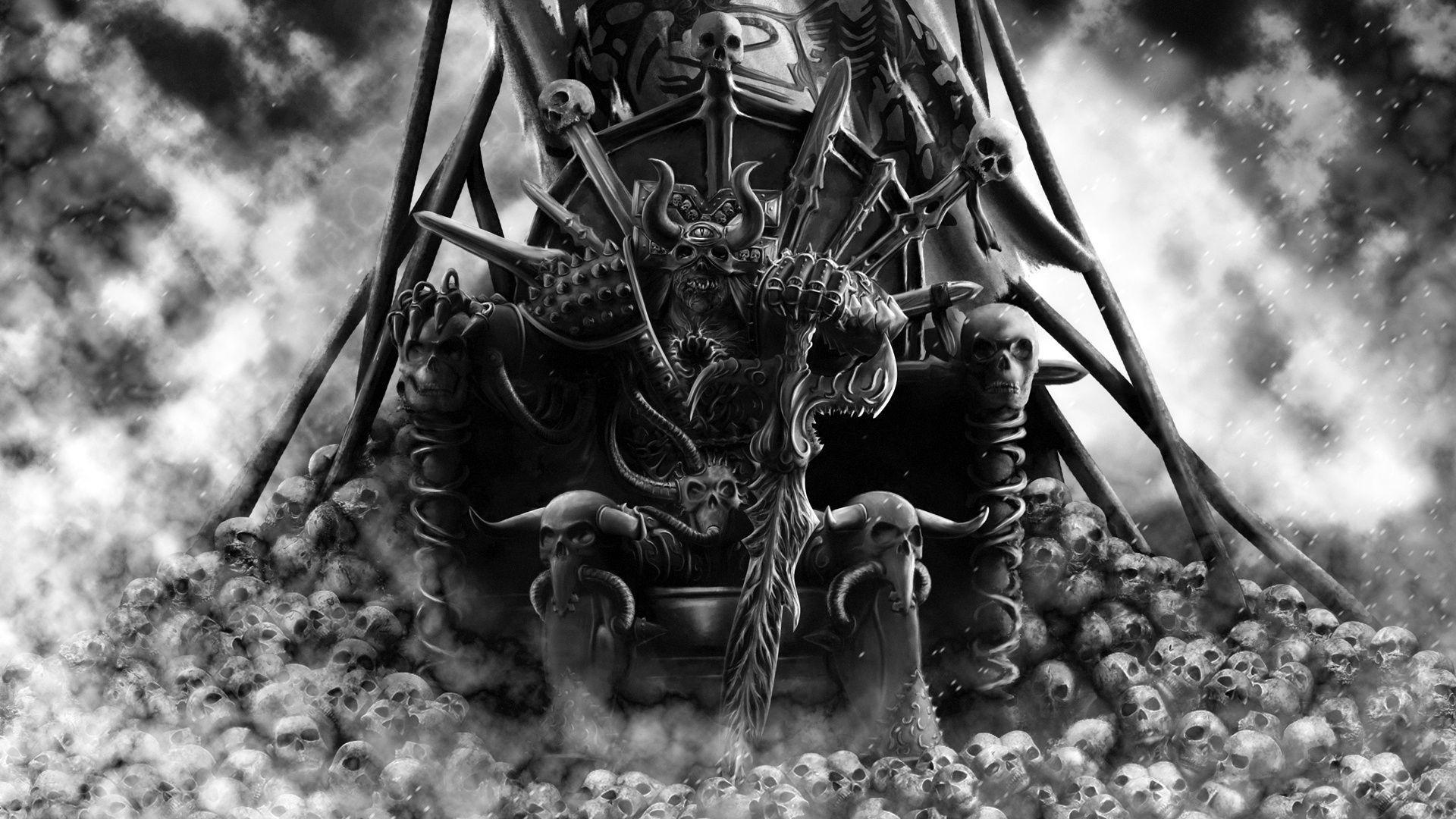 Demon king wallpapers wallpaper cave - King wallpaper ...