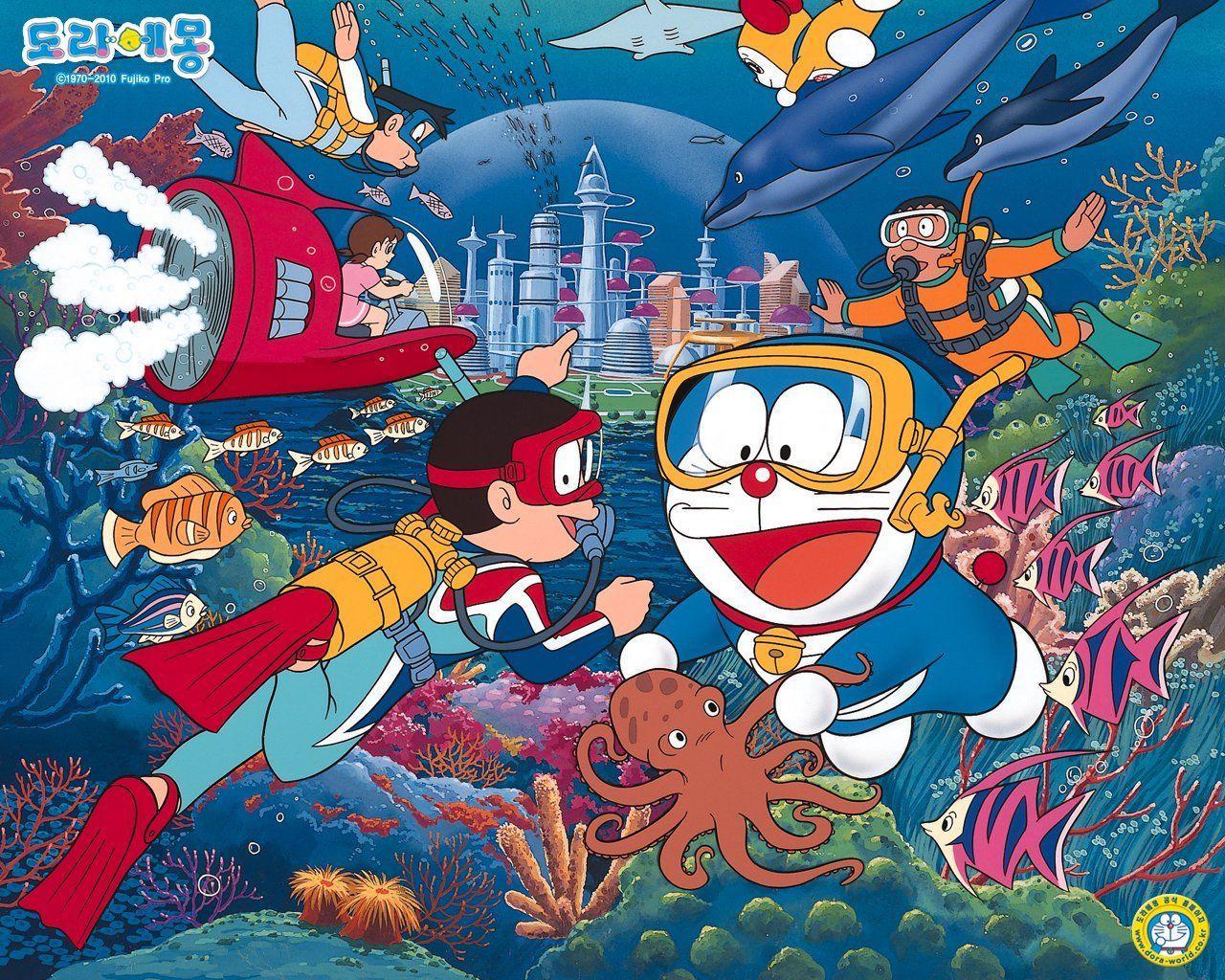 Doraemon Movie Wallpapers - Wallpaper Cave