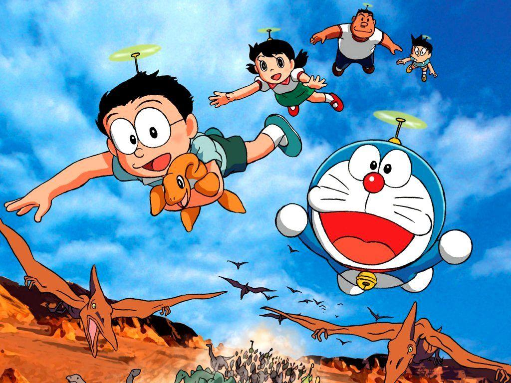 Doraemon HD Wallpapers - Wallpaper Cave
