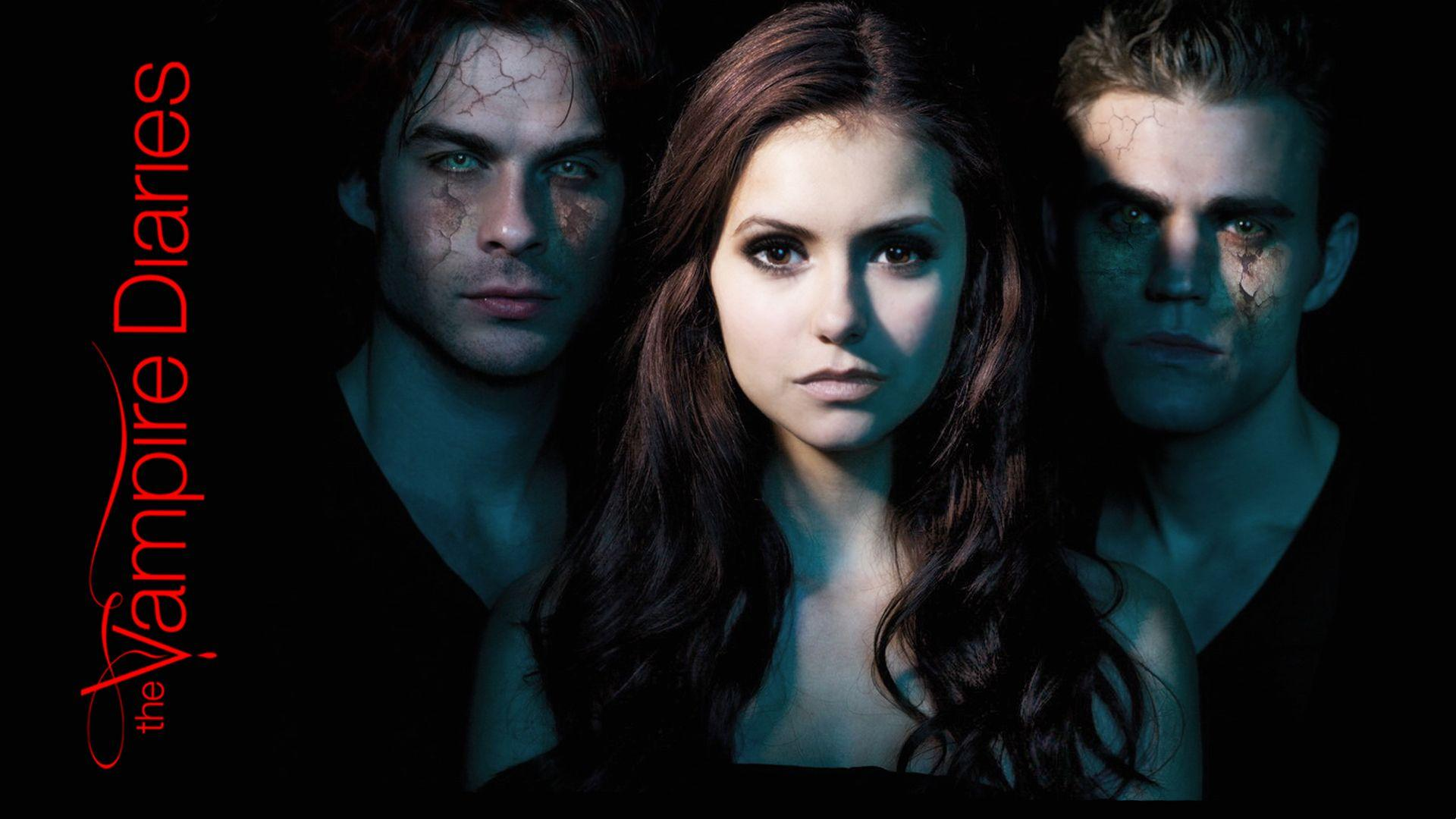 The Vampire Diaries HD Wallpapers