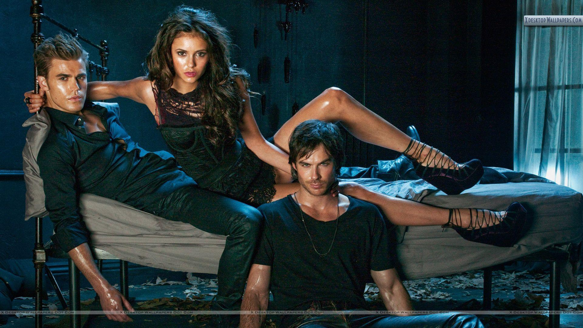 The Vampire Diaries Wallpapers, Photos & Image in HD