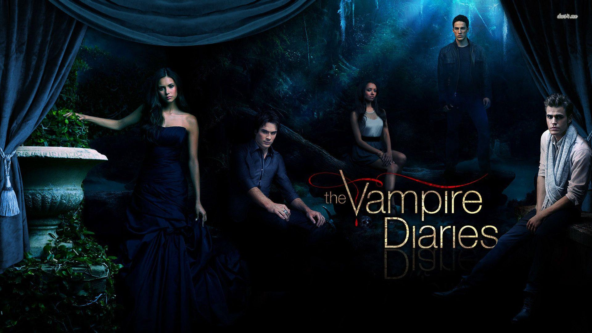 Vampire Diaries Wallpapers High Resolution and Quality Download