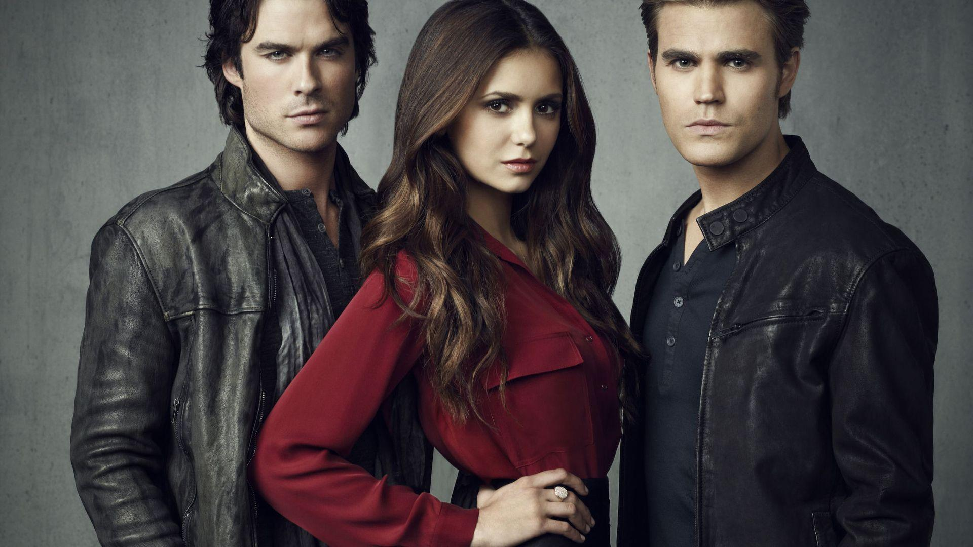 The Vampire Diaries HD Wallpapers for desktop download 1920×1200