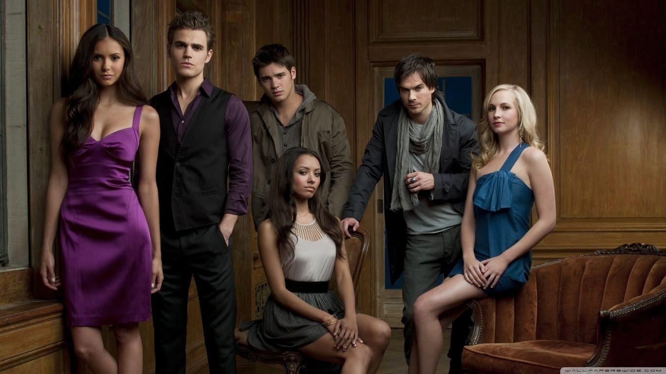The Vampire Diaries HD desktop wallpapers : Widescreen : High