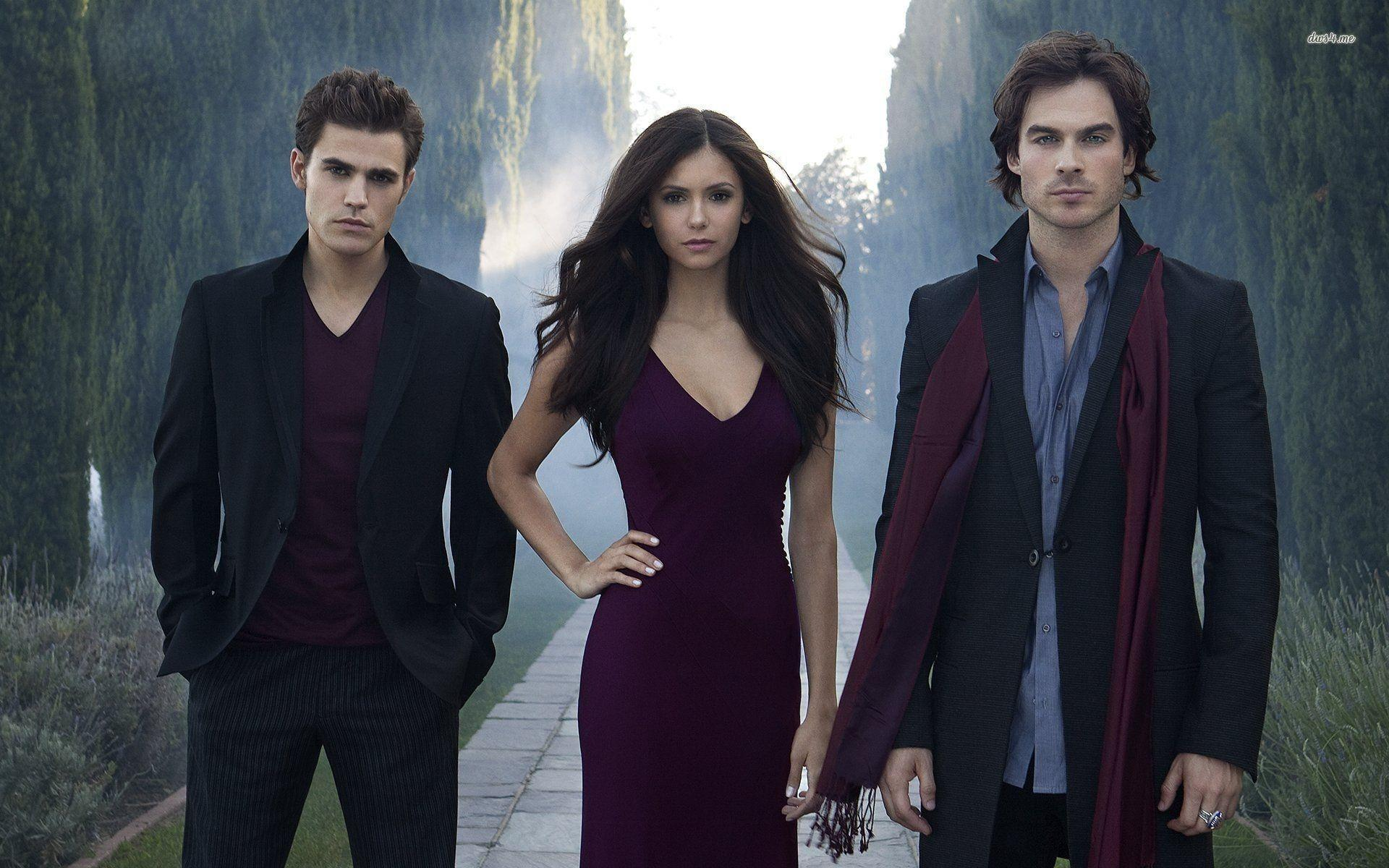 The Vampire Diaries wallpapers