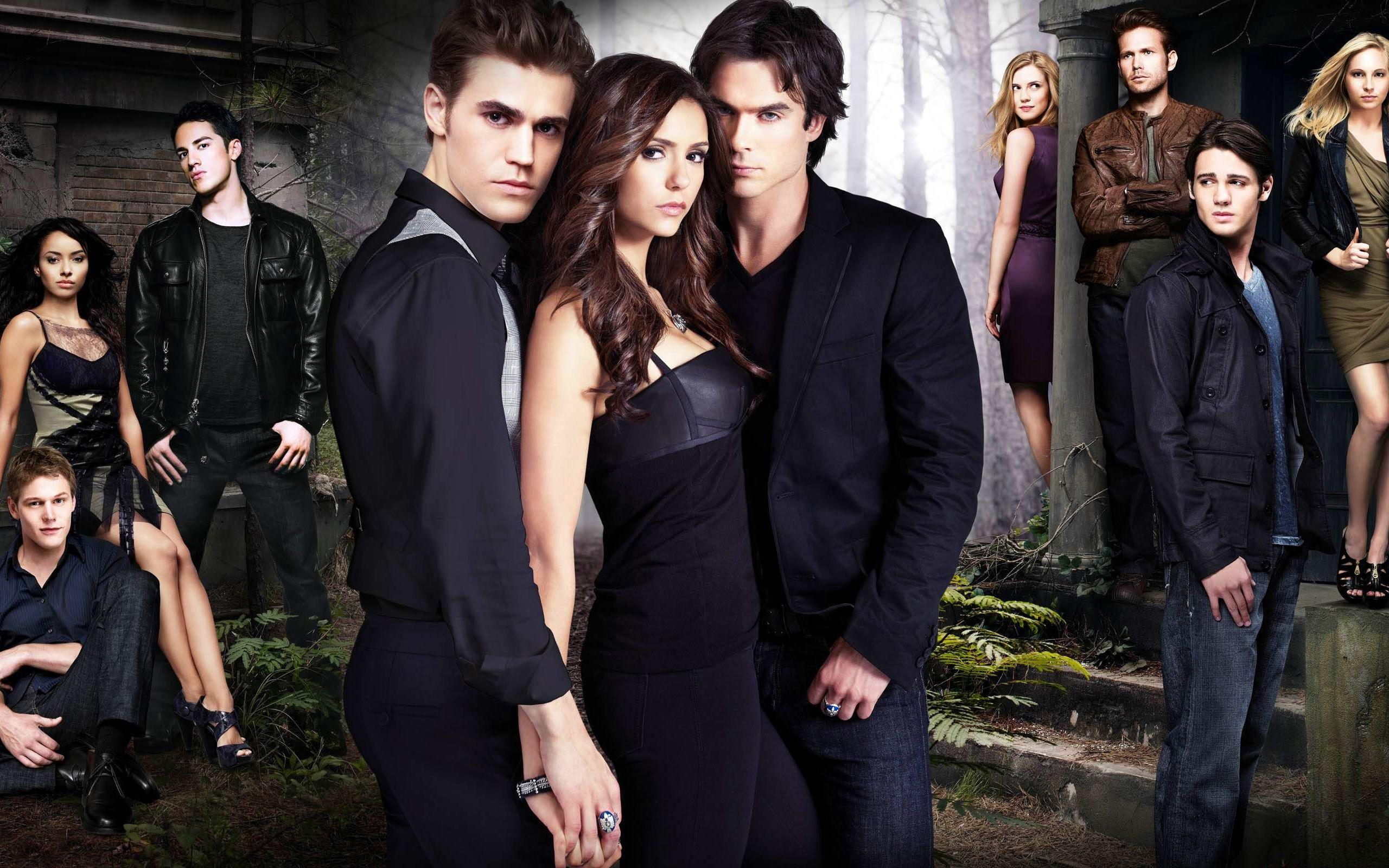 The Vampire Diaries Season 2 Wallpapers