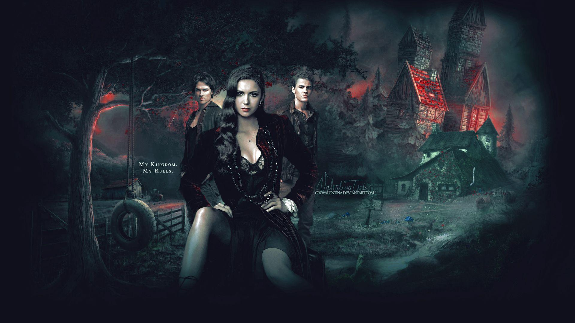 Vampire Diaries Season 6 Wallpapers