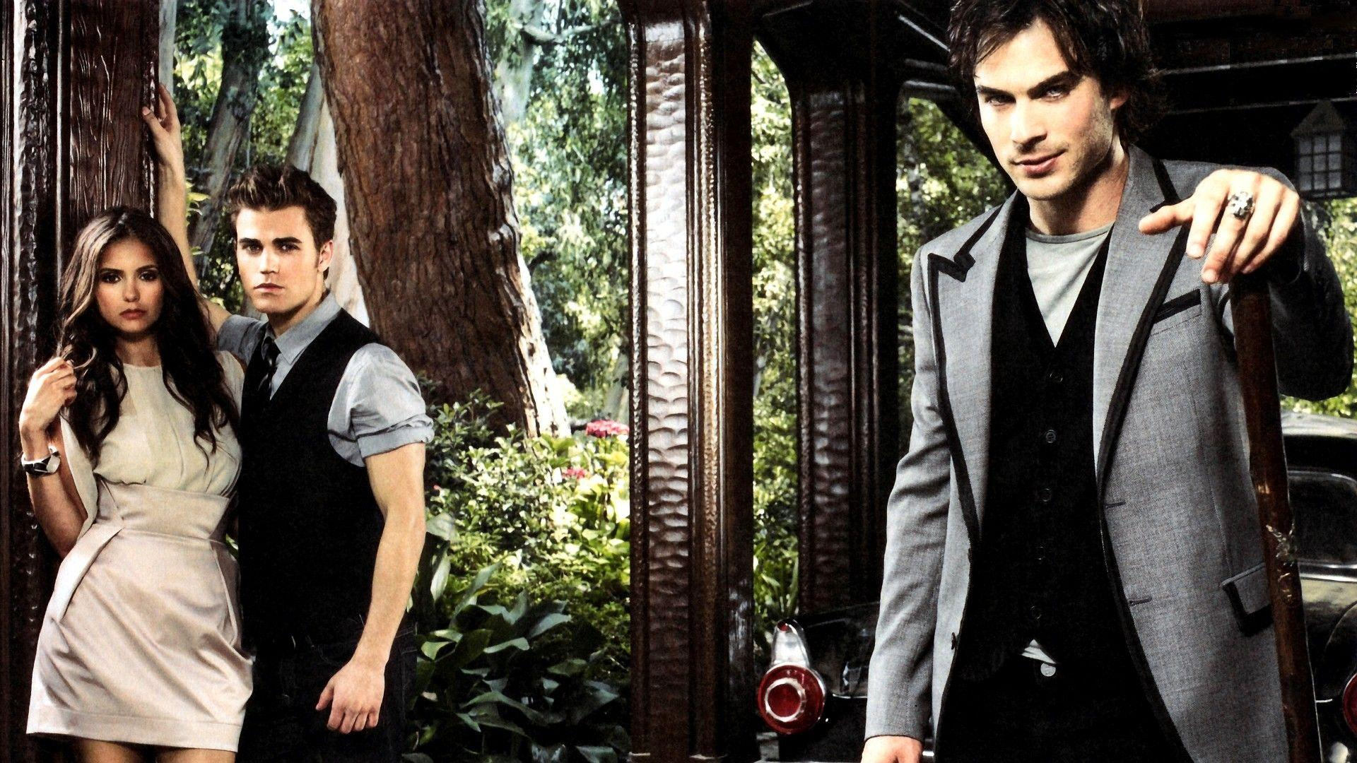 The Vampire Diaries Wallpapers Group
