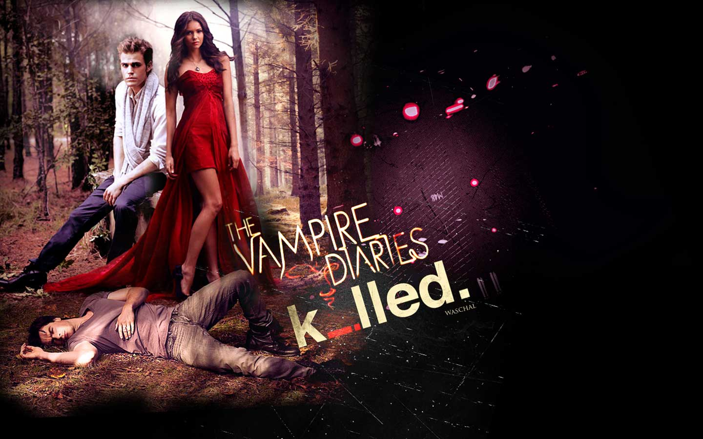 Wallpapers Of Vampire Diaries