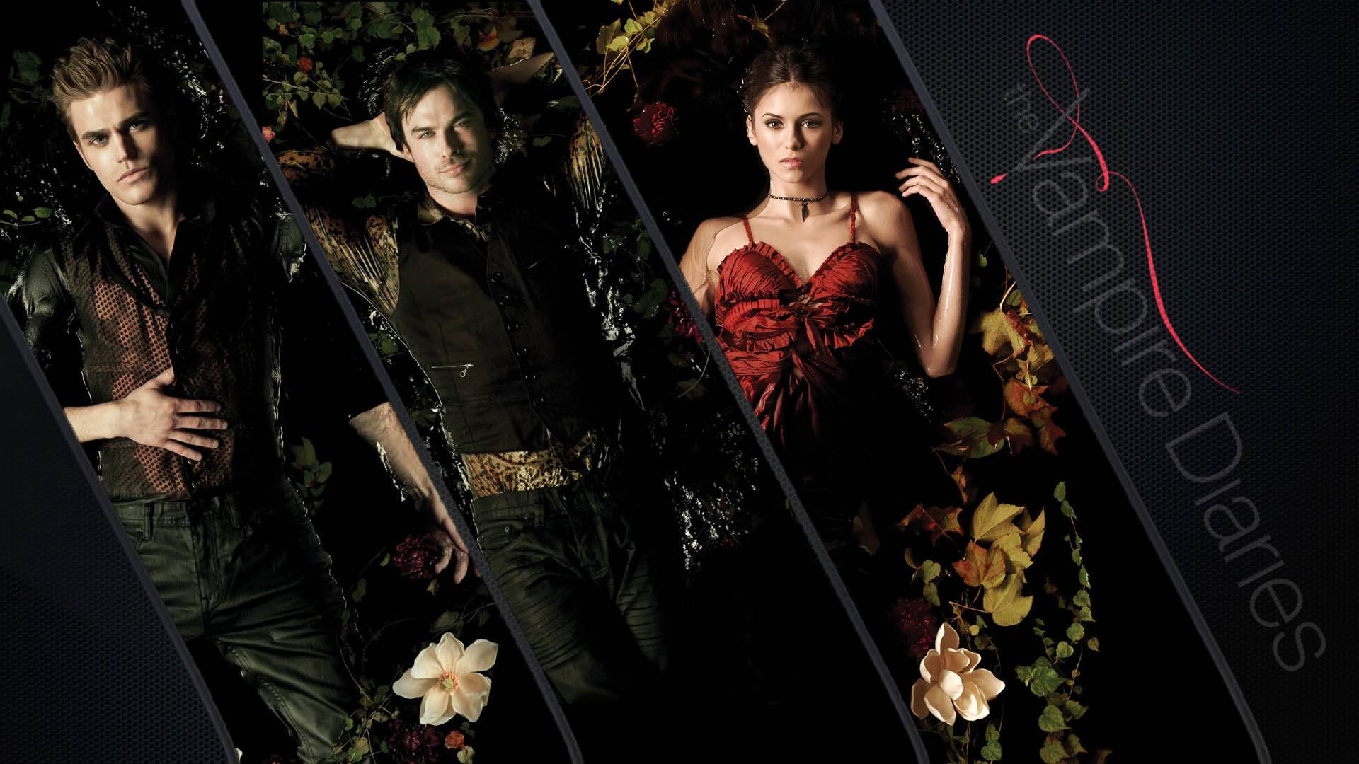 the vampire diaries wallpapers HD