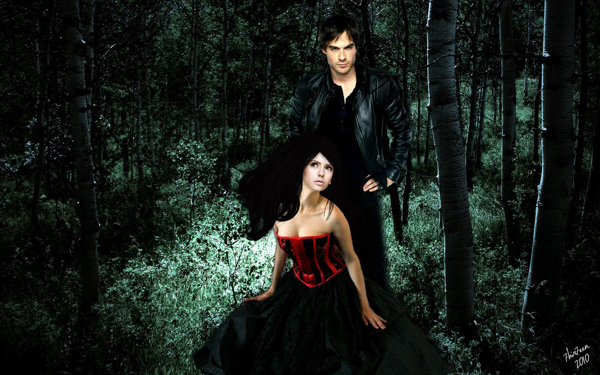 Wallpapers Vampire Diaries
