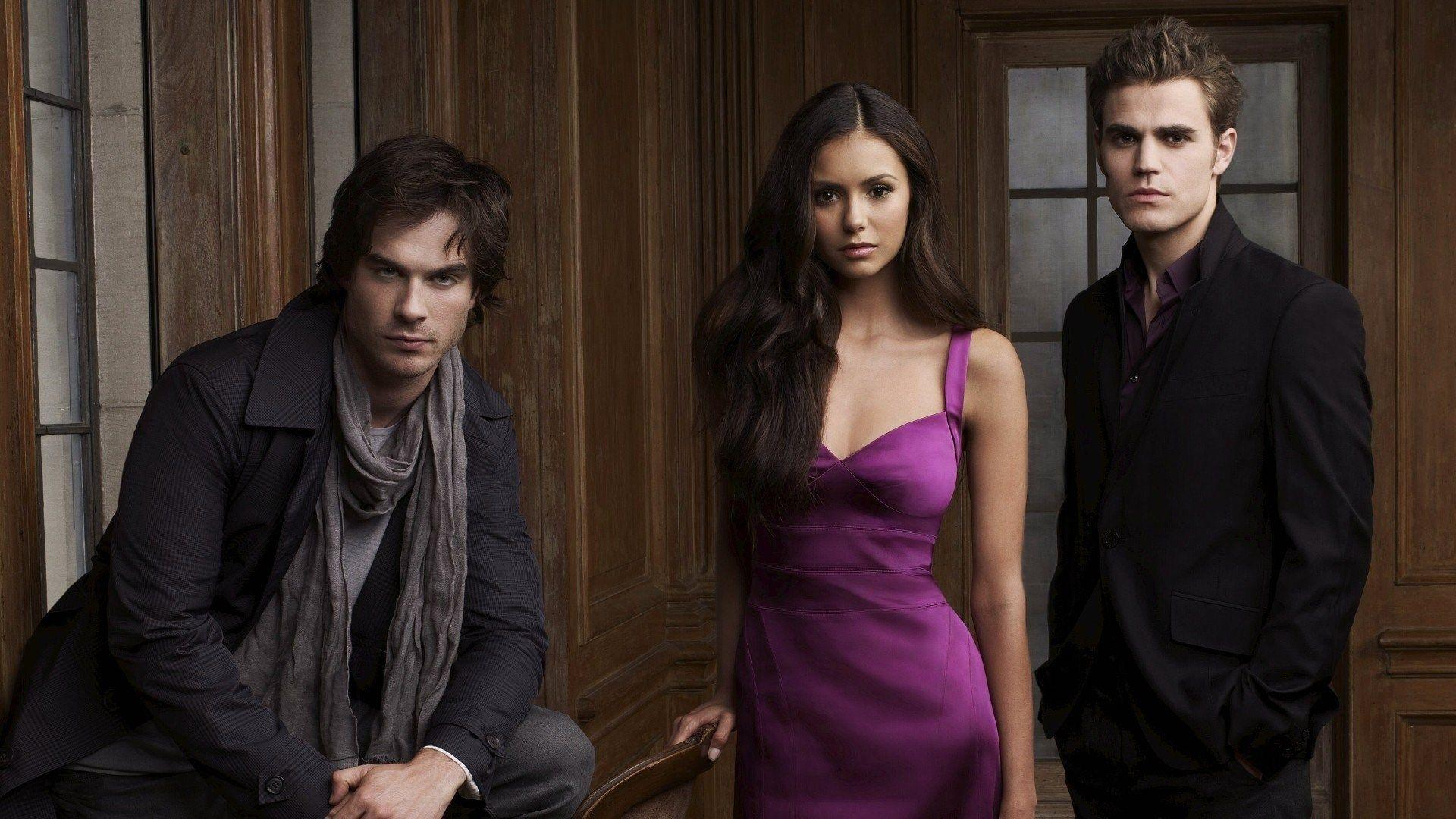 the vampire diaries backround