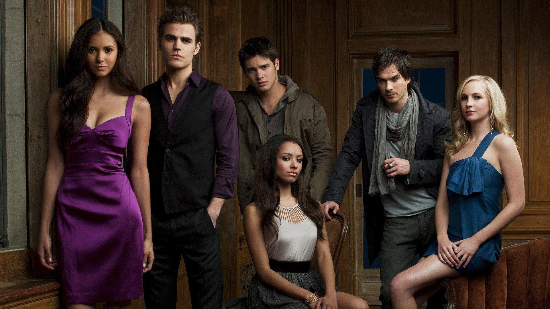 The Vampire Diaries Full HD Wallpapers and Backgrounds