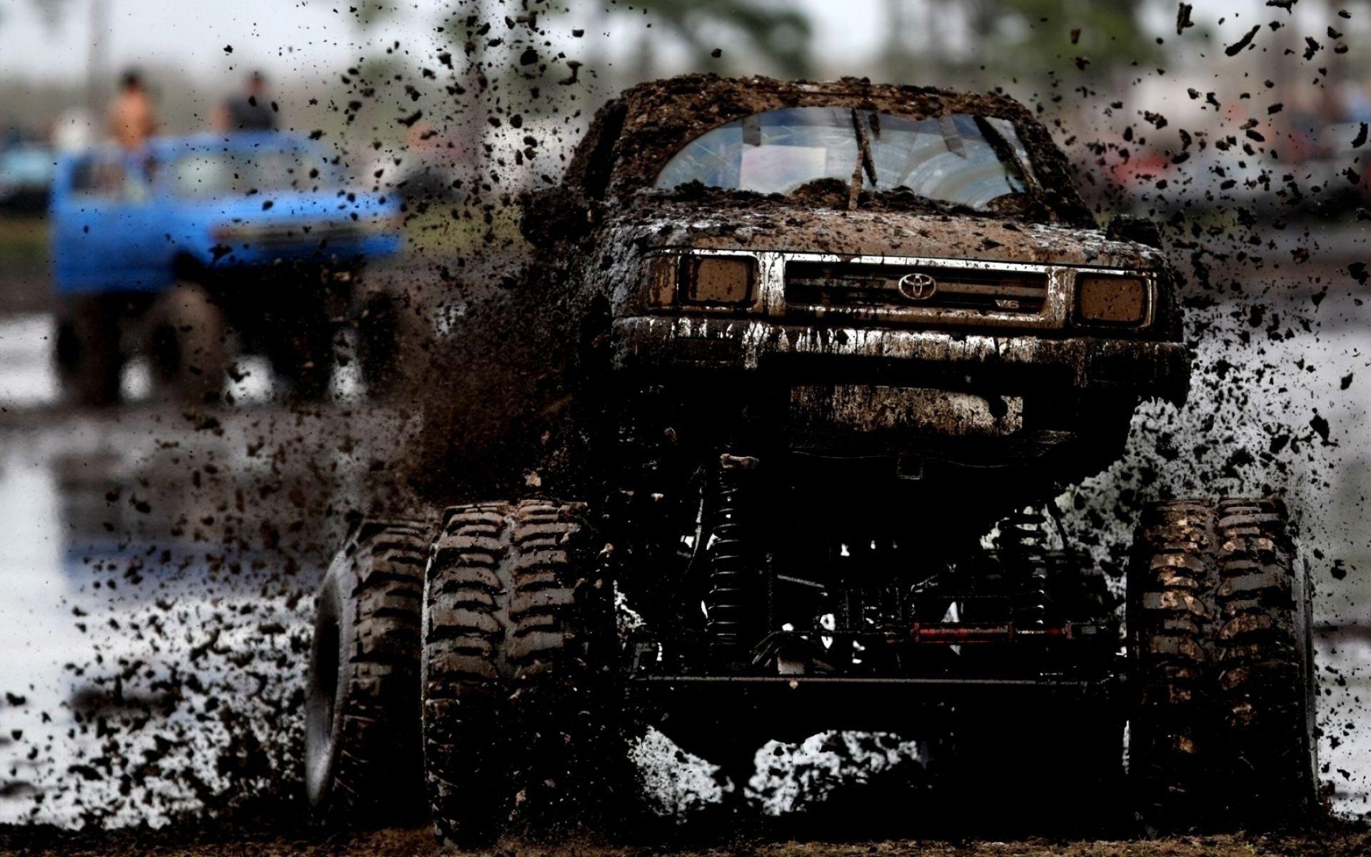 Mud Trucks Wallpapers