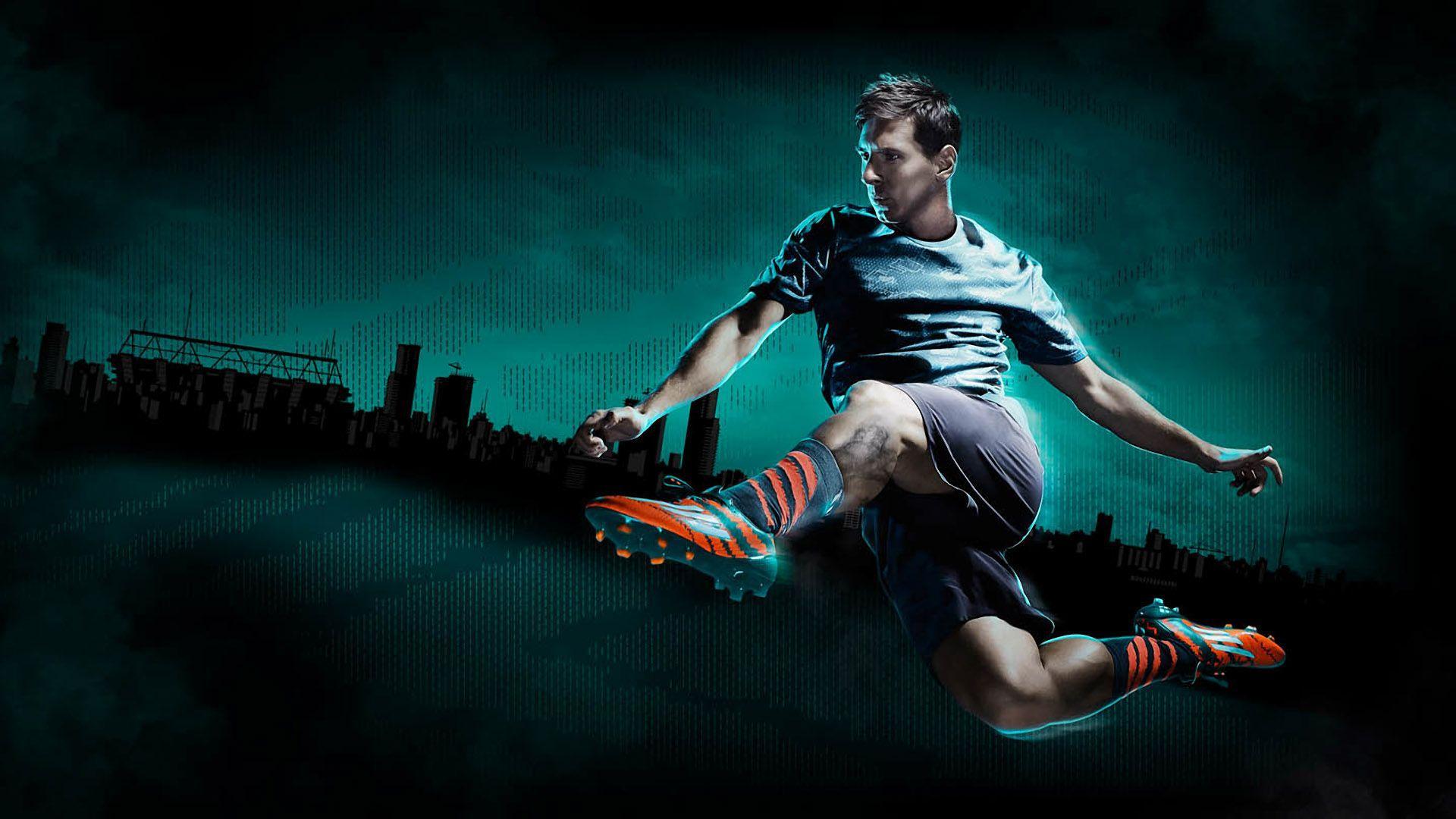 Messi Adidas Wallpapers Wallpaper Cave