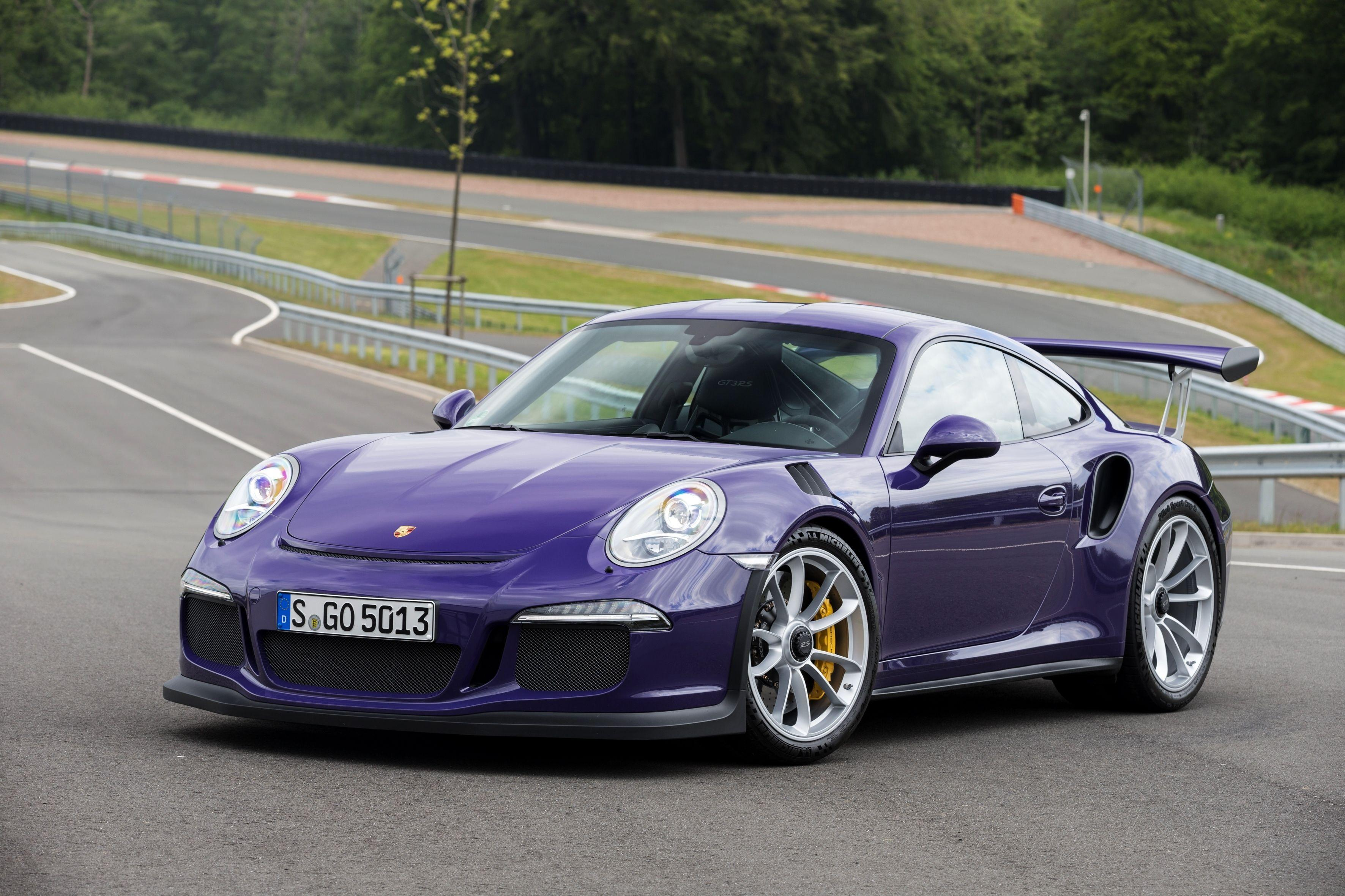 Porsche 911 GT3 Full HD Wallpaper and Background Image