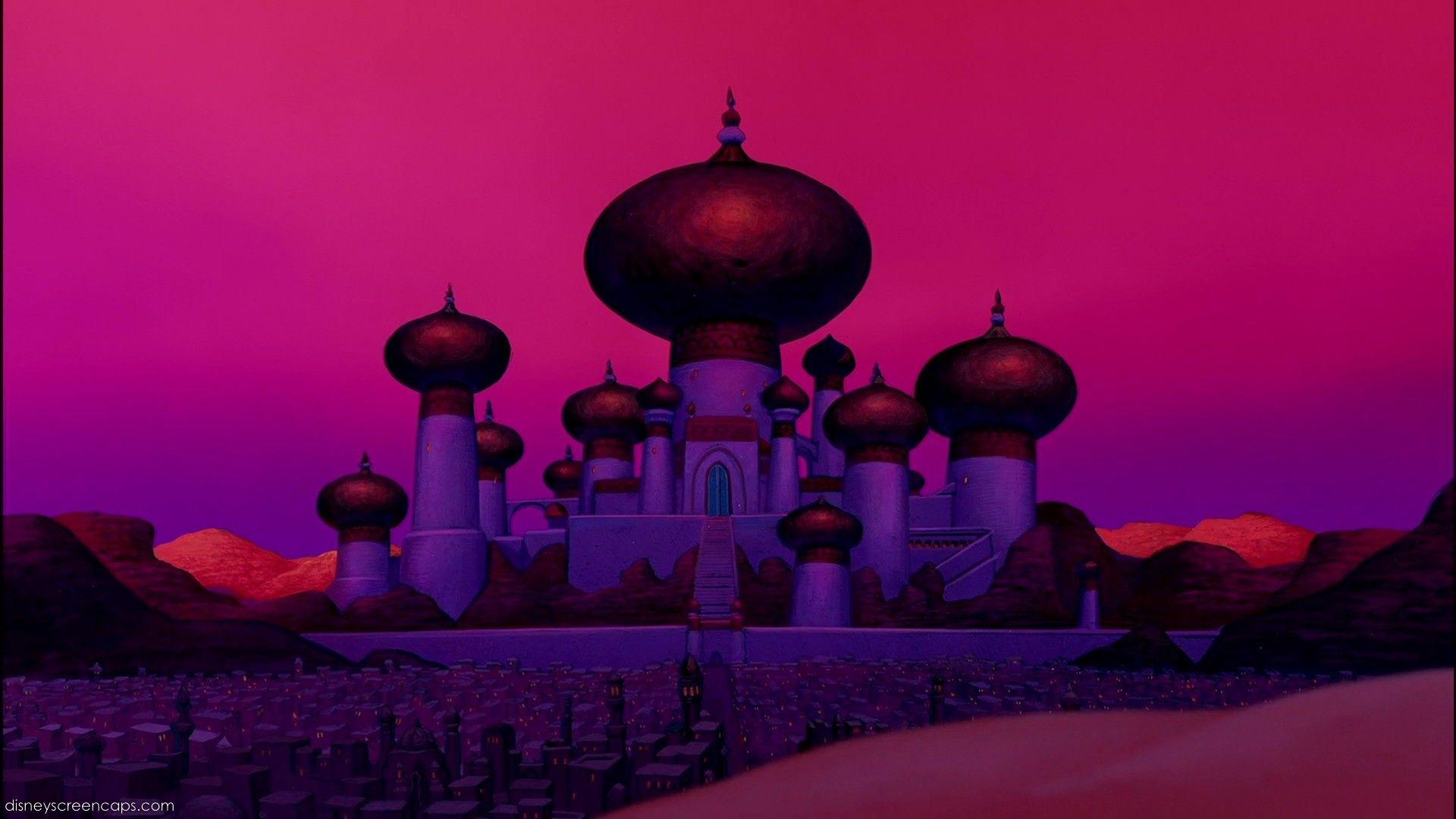 Aladdin Disney Wallpapers - Wallpaper Cave for Aladdin Castle Background  146hul
