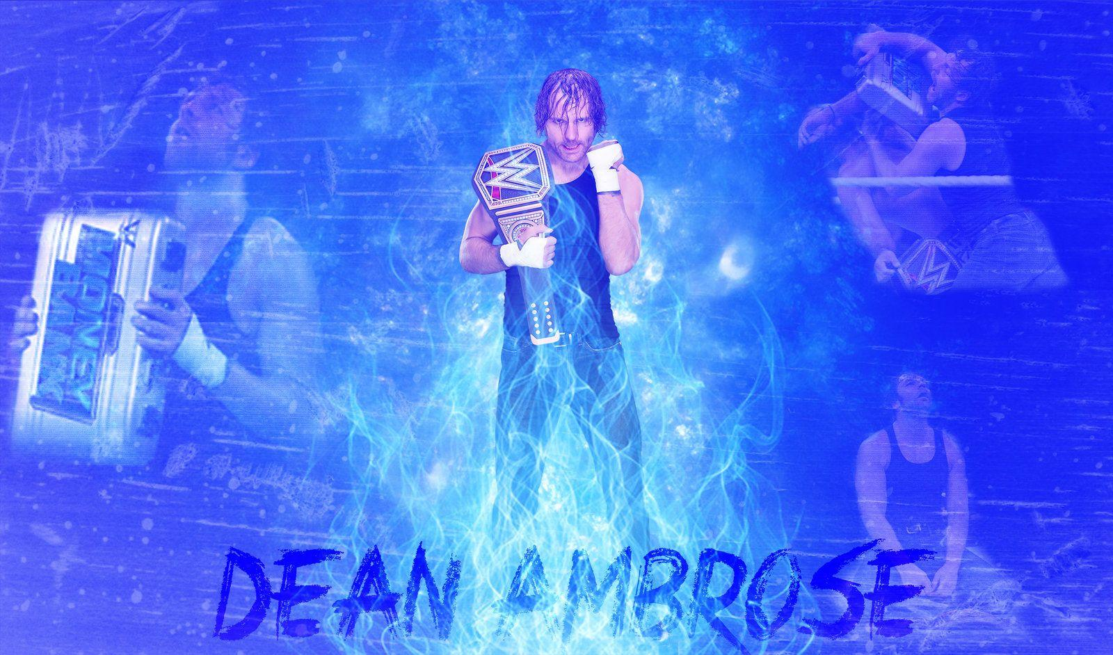 Dean Ambrose Wallpapers by NewHope04