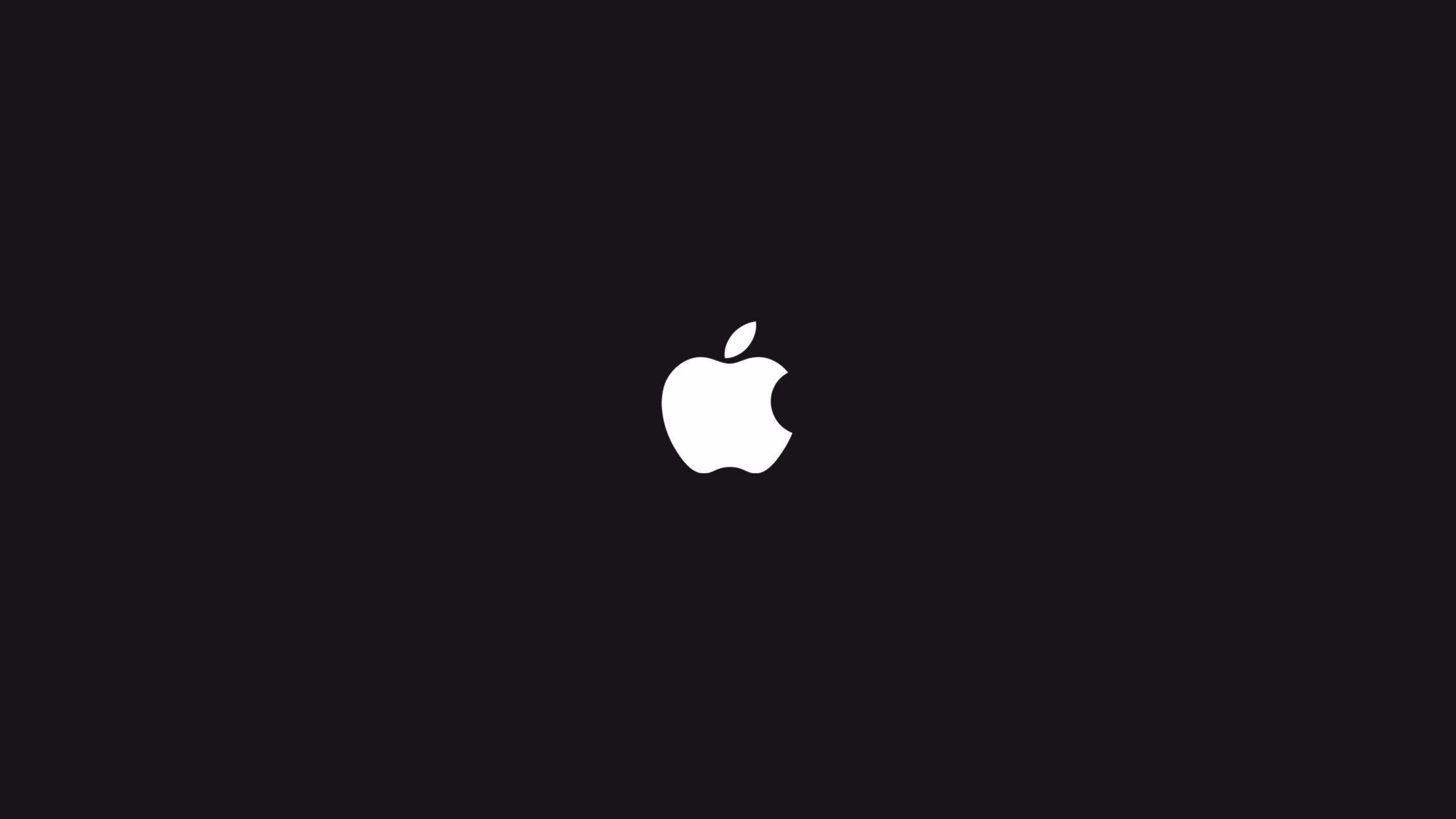 Apple Black Wallpapers - Wallpaper Cave