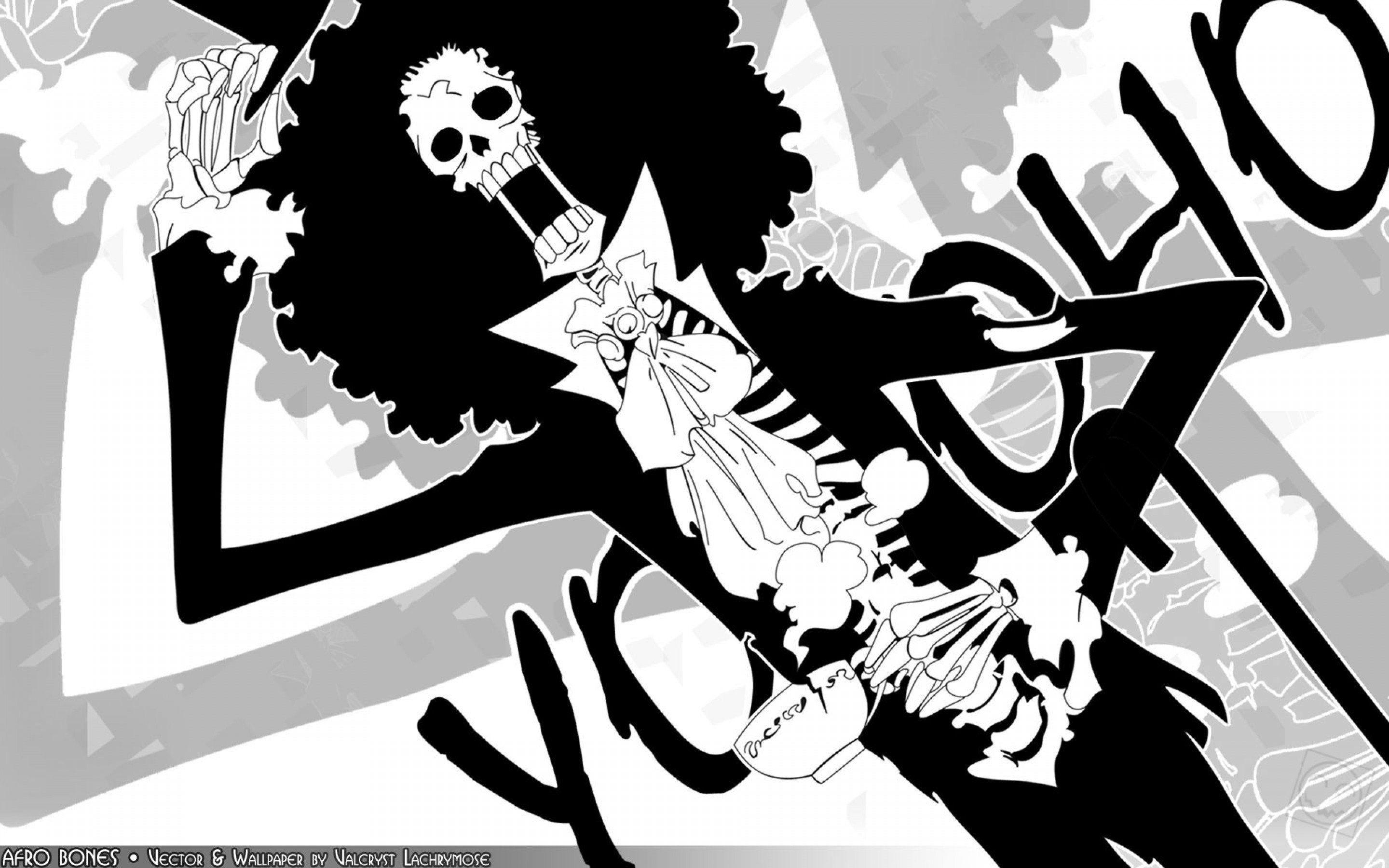 Brook One Piece Wallpapers