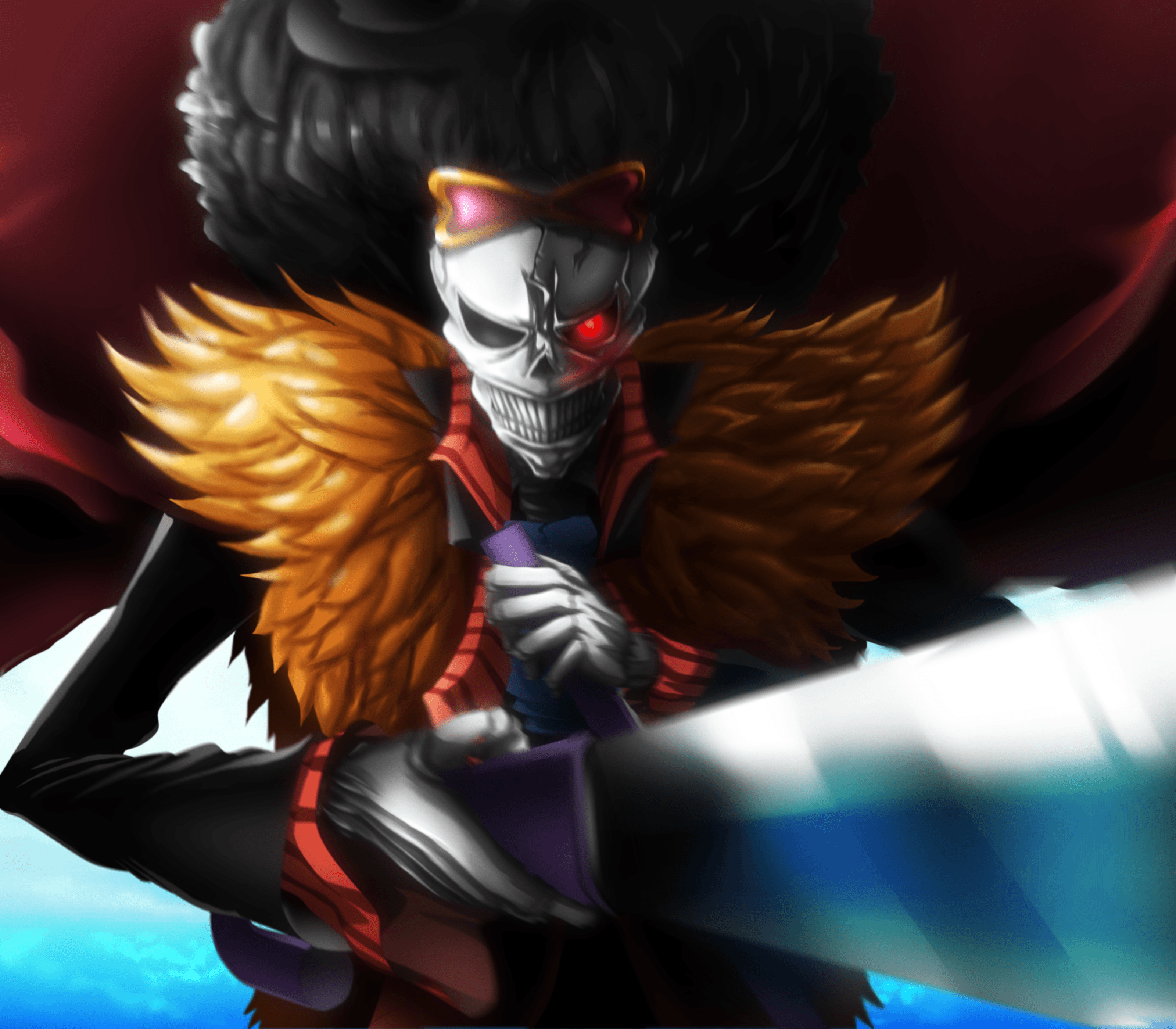Brook One Piece Wallpapers - Wallpaper Cave