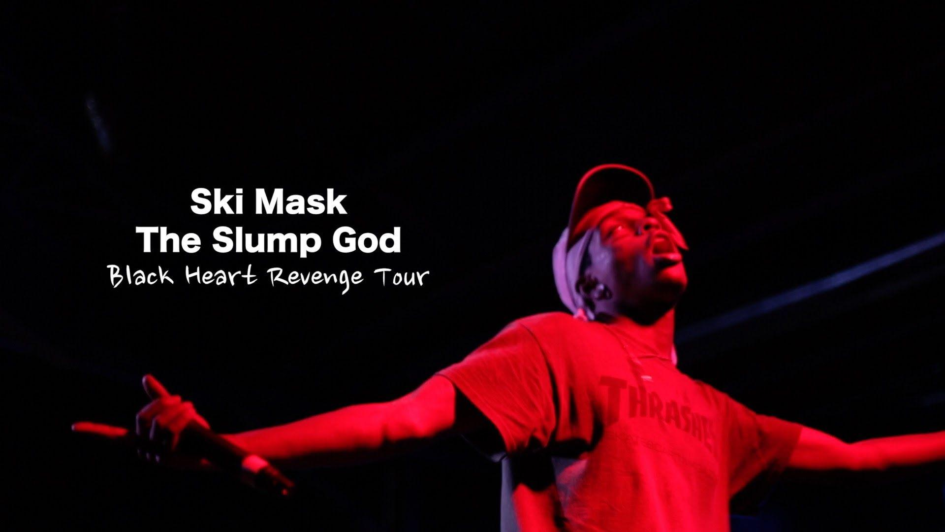 Ski Mask The Slump God Performs Live w/ Danny Towers