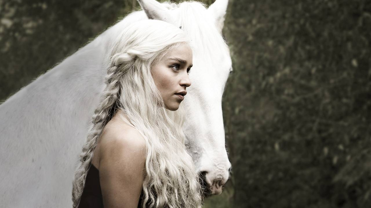 Daenerys Targaryen In Game Of Thrones Wallpapers HD